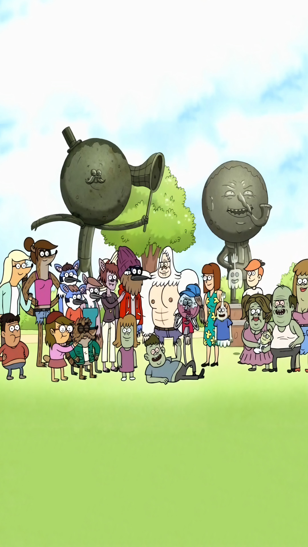 Regular Show Wallpapers (74+ background pictures)