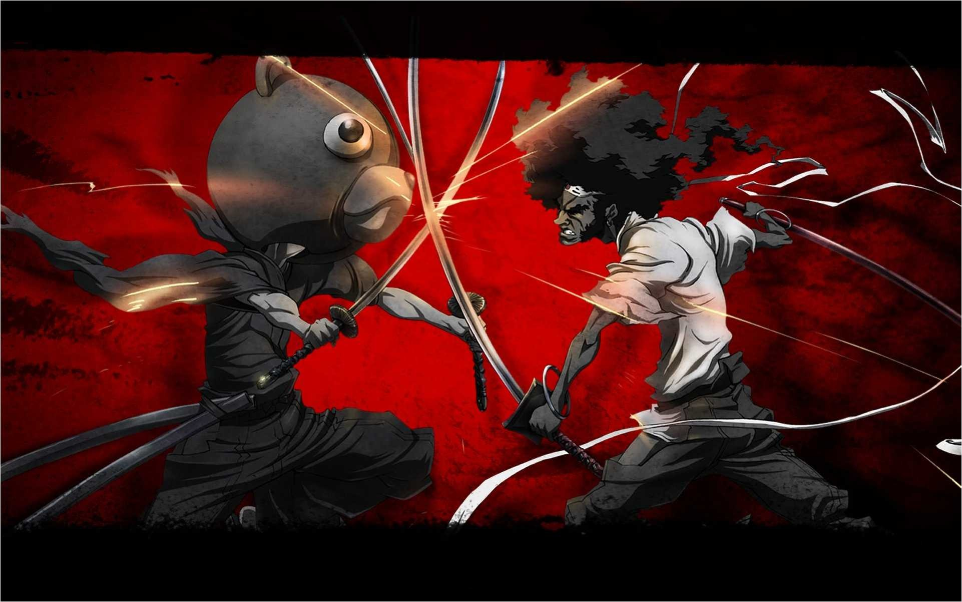 Afro Samurai Wallpapers 78 Background Pictures