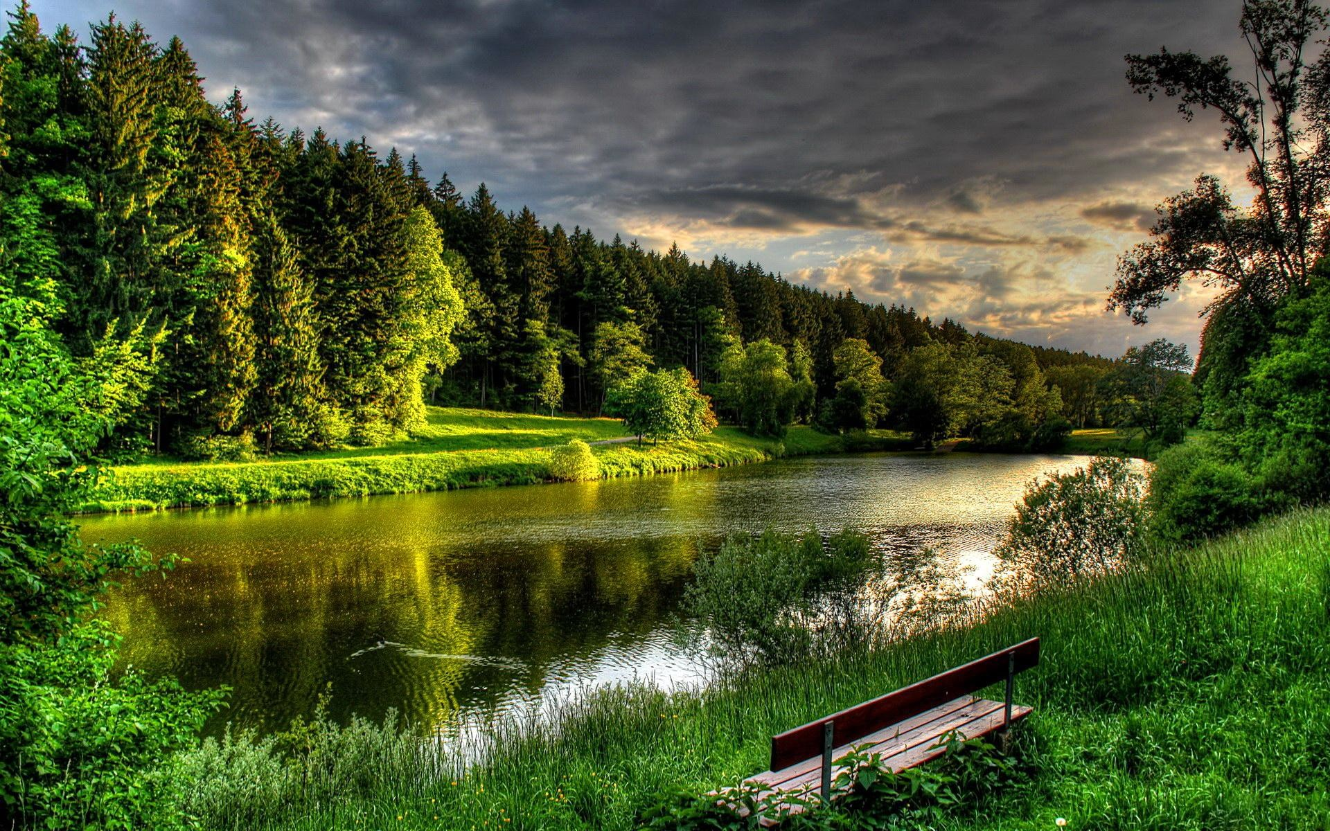 Nature Wallpapers 1366X768 (68+ background pictures)