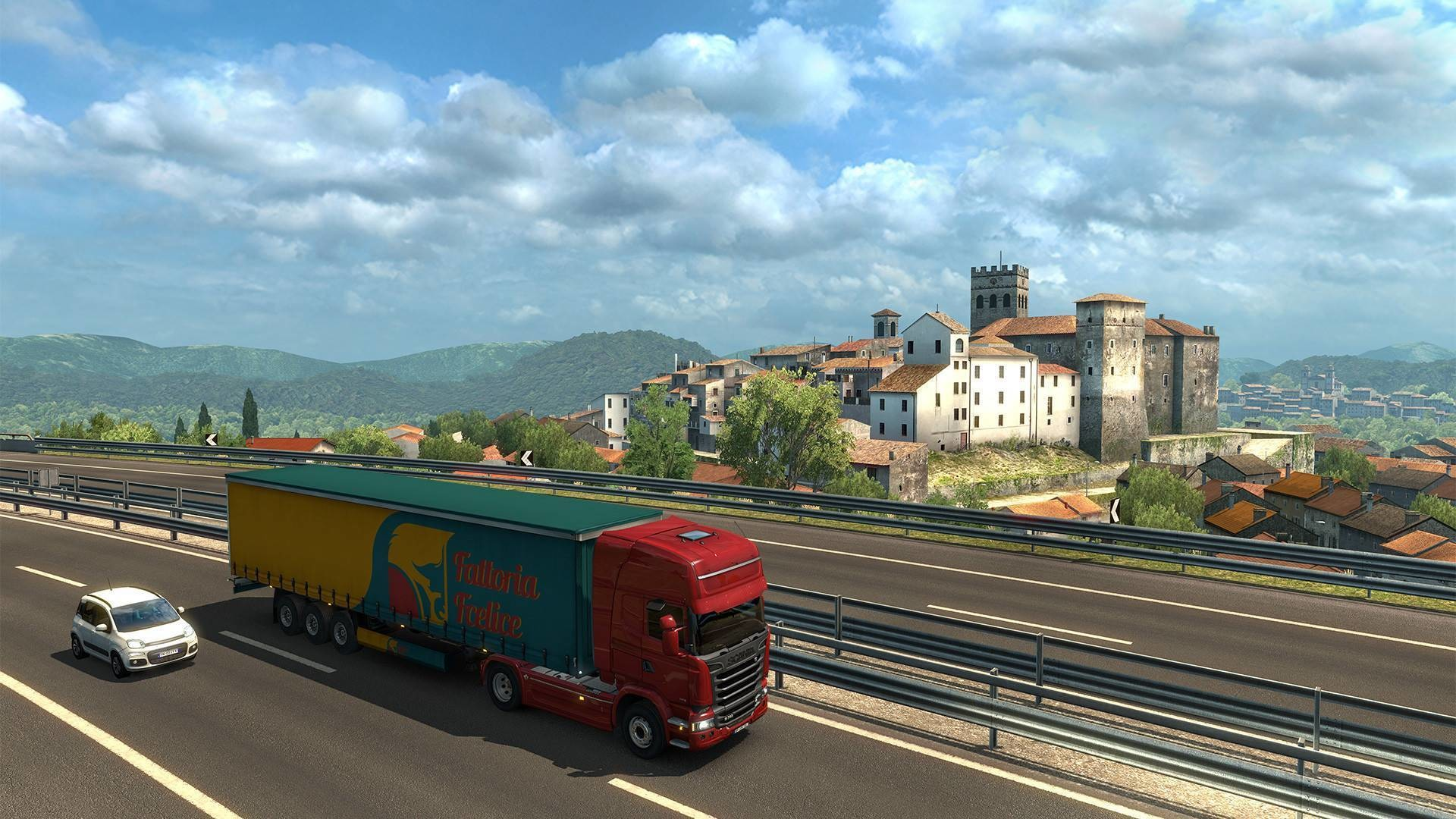 Euro Truck Simulator 2 Wallpapers (86+ background pictures)