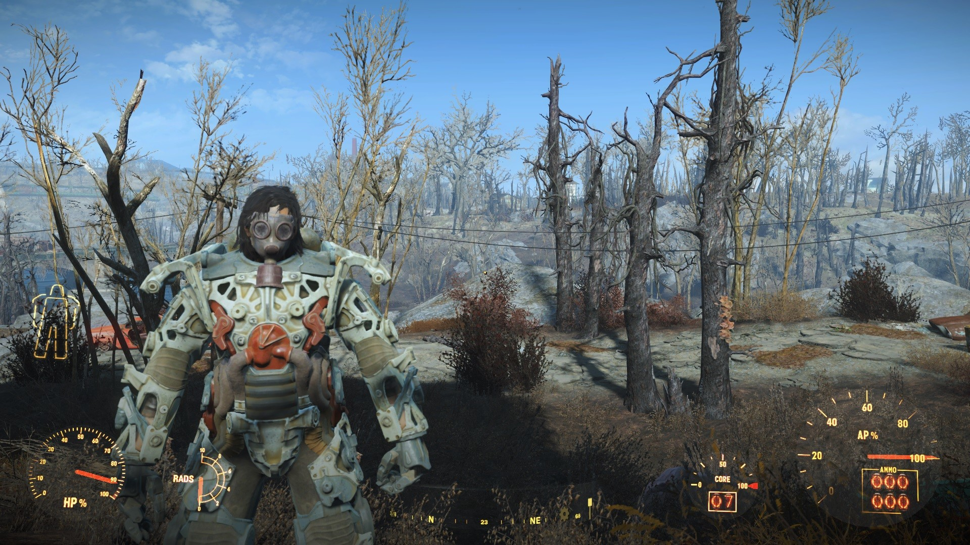 Fallout 4 Power Armor Wallpapers (81+ background pictures)