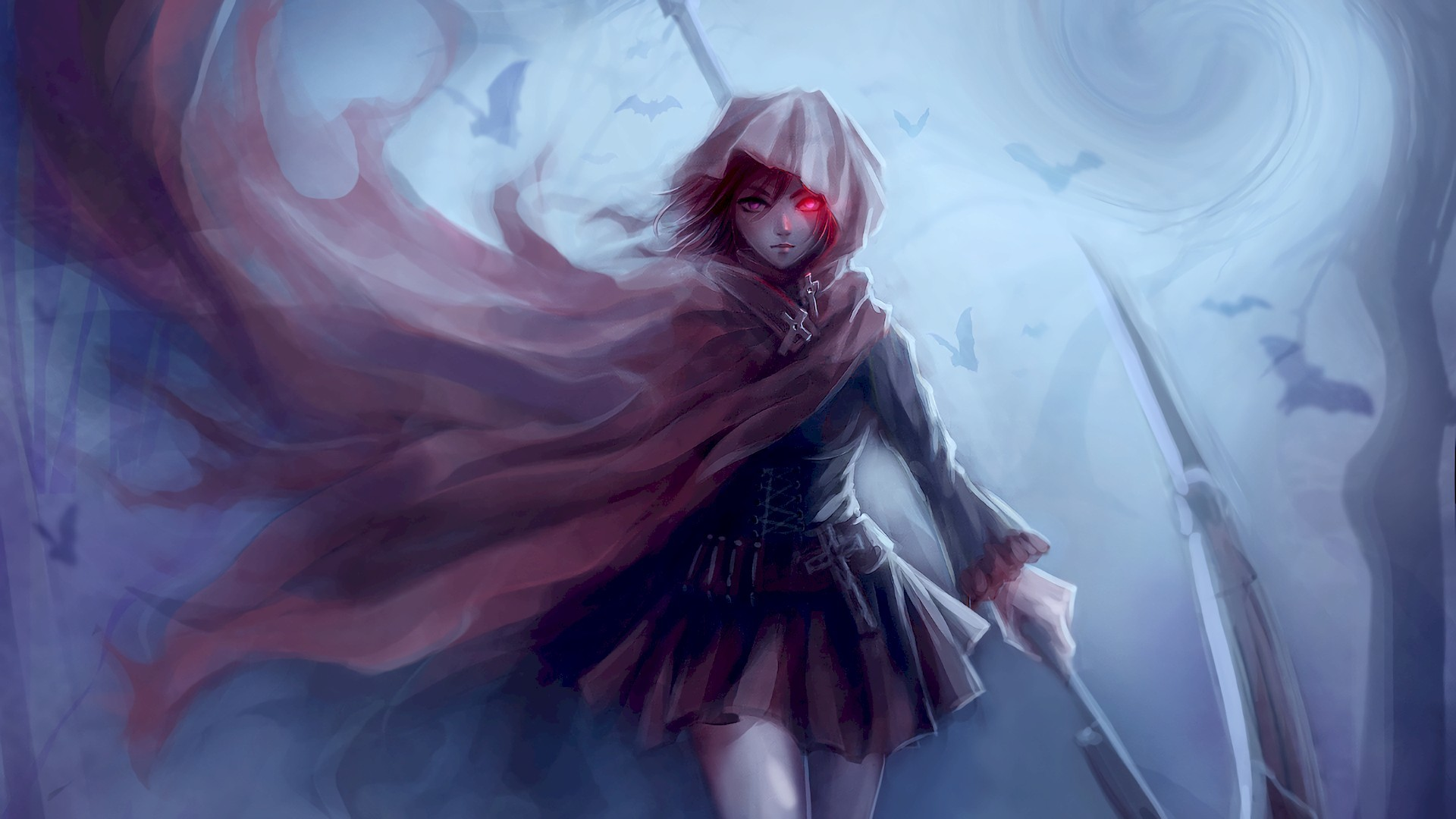 Ruby Rose Rwby Wallpapers 68 Background Pictures