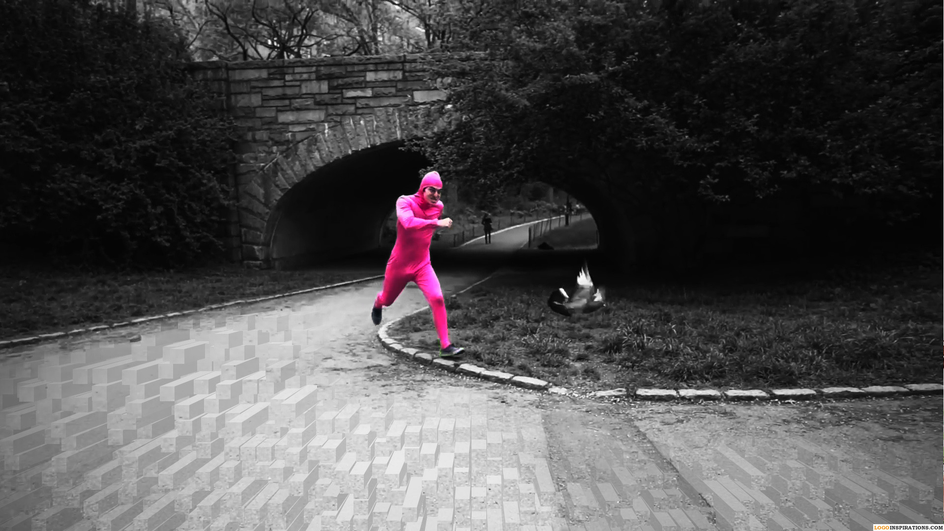 Pink Guy Wallpapers 90 Background Pictures