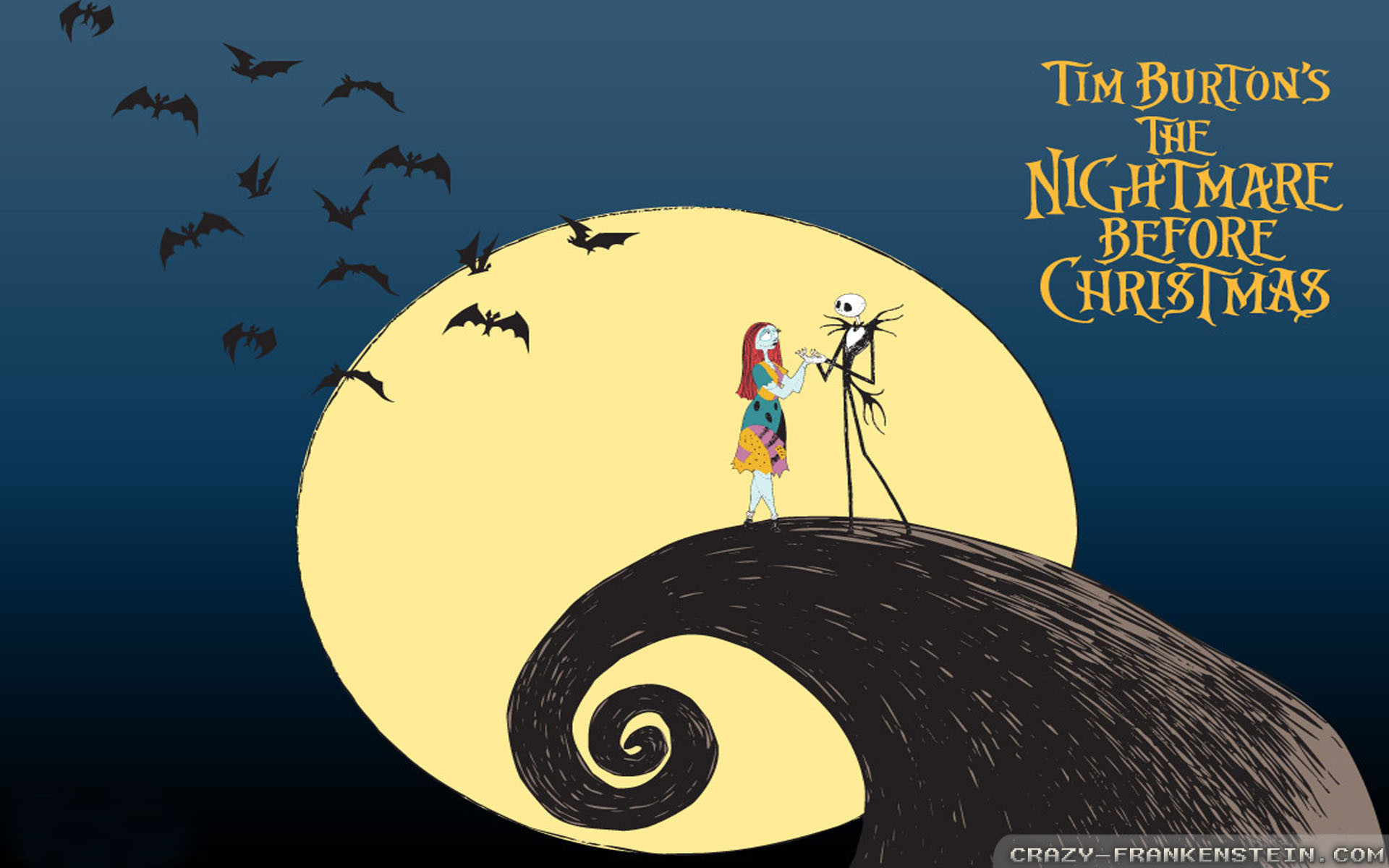 Nightmare Before Christmas Wallpapers HD (72+ background pictures)