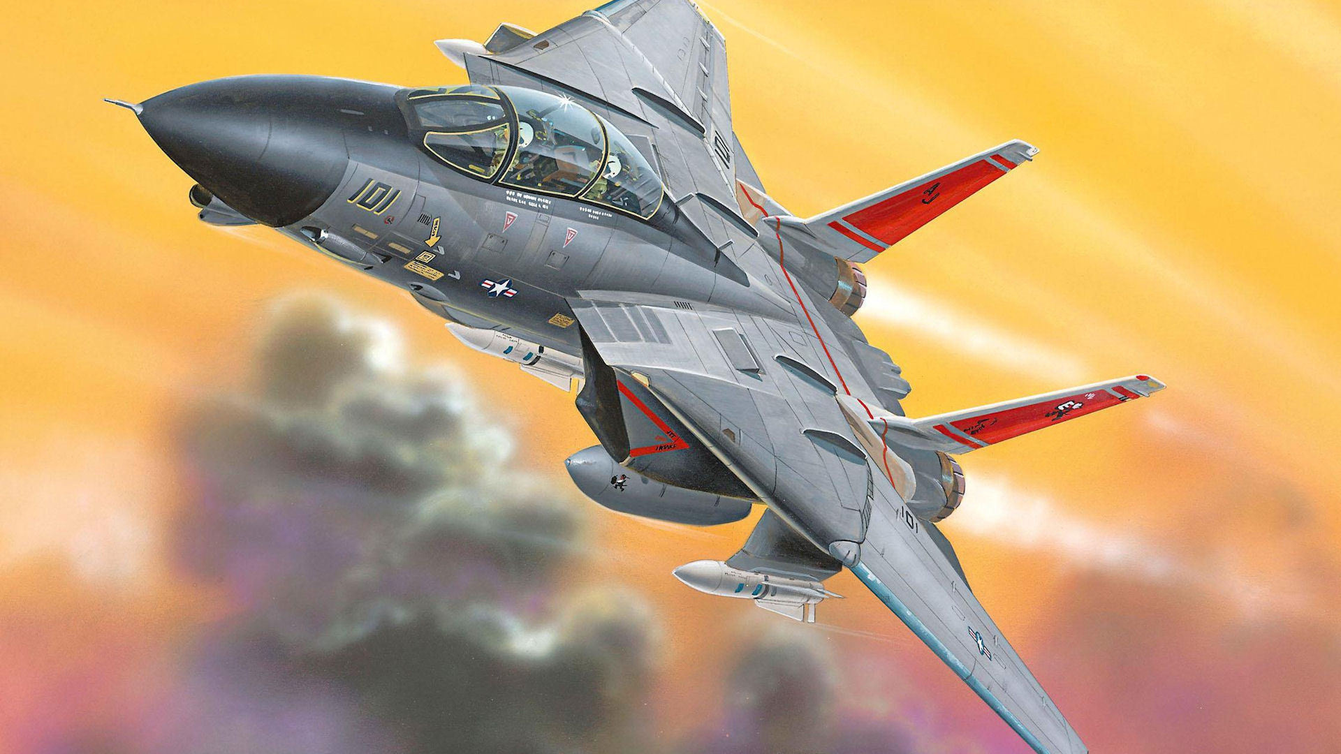 F 14 Tomcat Wallpapers (75+ background pictures)