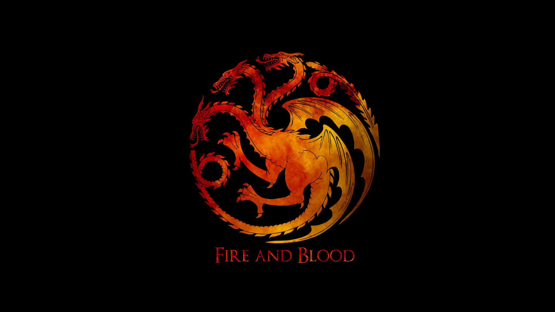 1080x1920 Fire And Blood Game Of Thrones House Targaryen Dragons Android Wallpaper 1080A