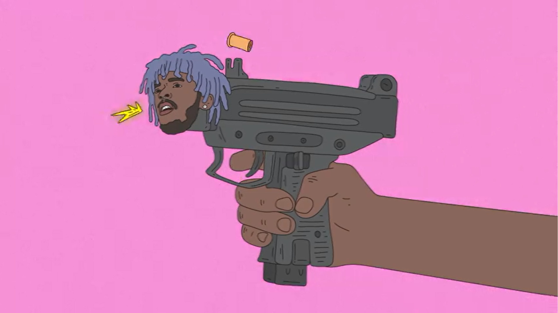 Lil Uzi Vert 2018 Wallpapers (68+ background pictures)