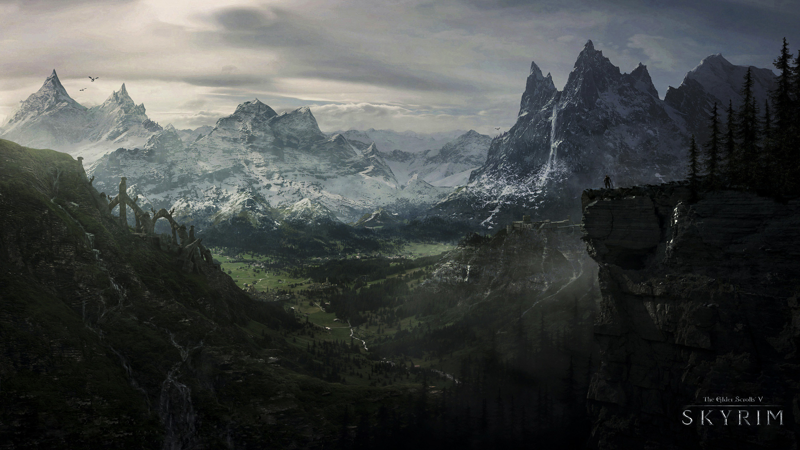 Skyrim HD Wallpapers (81+ background pictures)