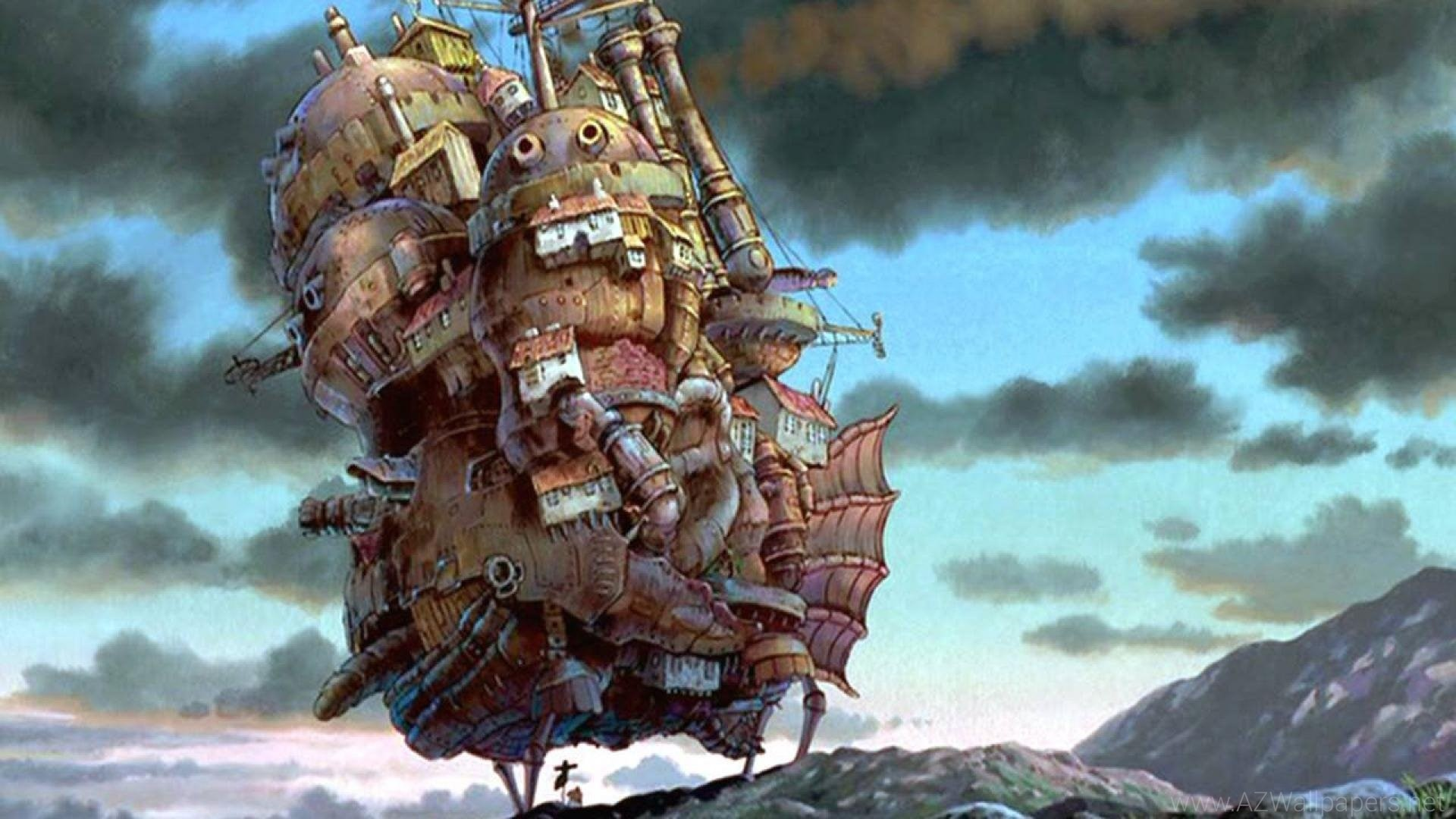 2560x1600 Howls Moving Castle Wallpapers 73
