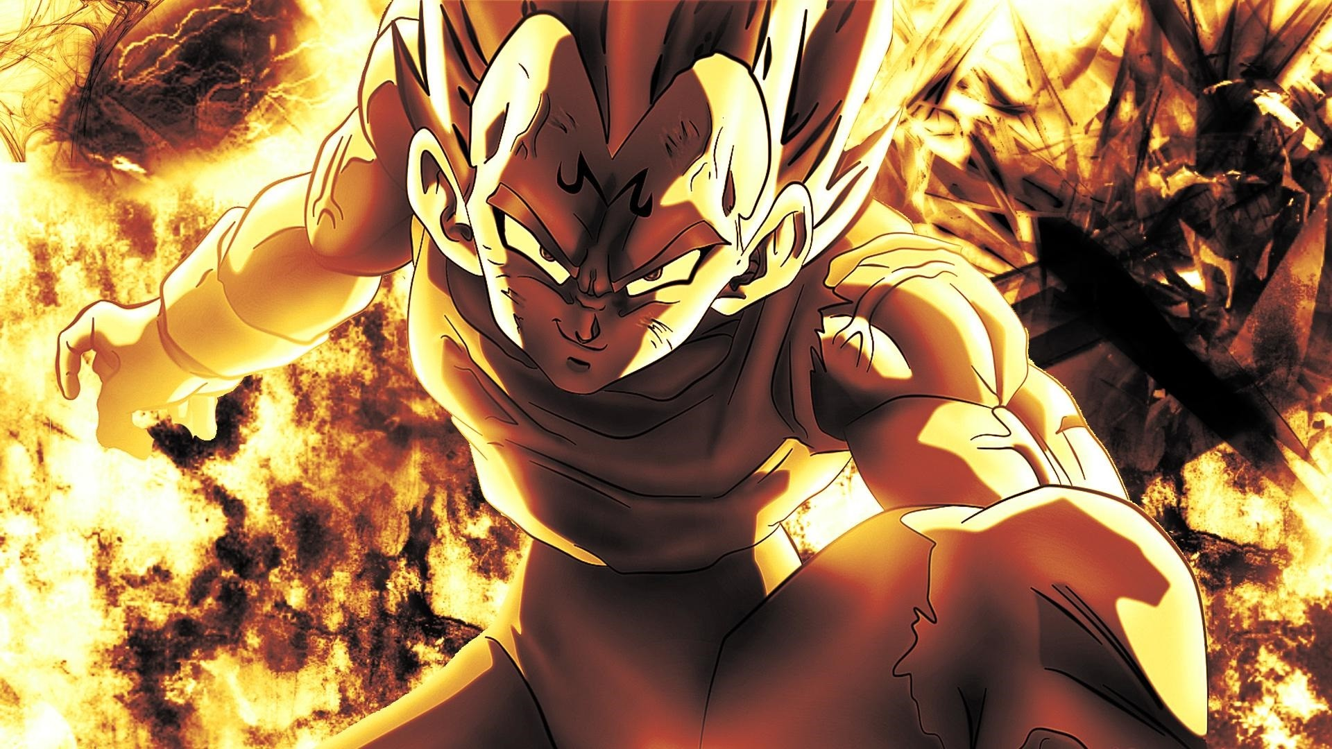 Majin Vegeta Wallpapers 66 Background Pictures