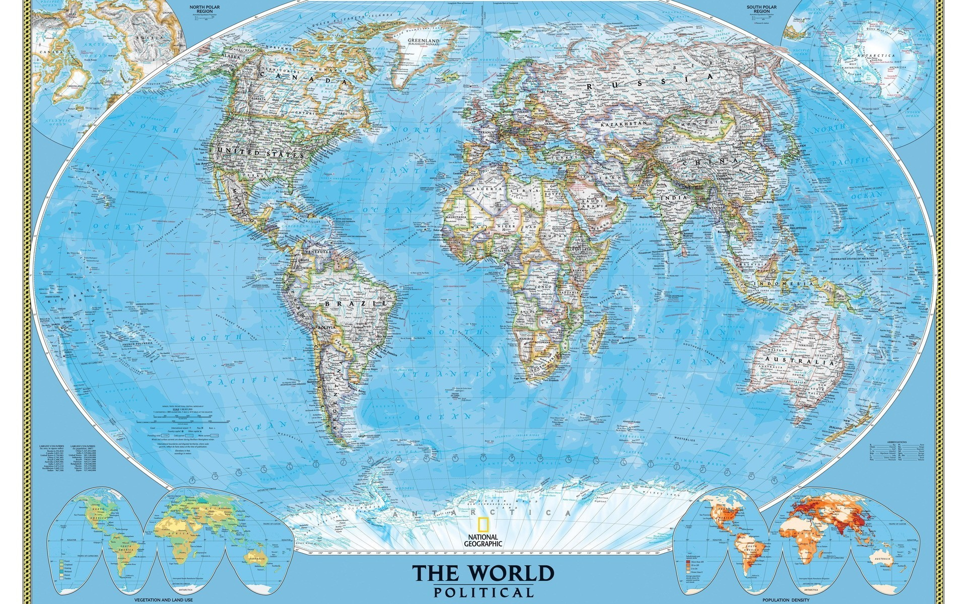World Map Wallpapers High Resolution (66+ background pictures)