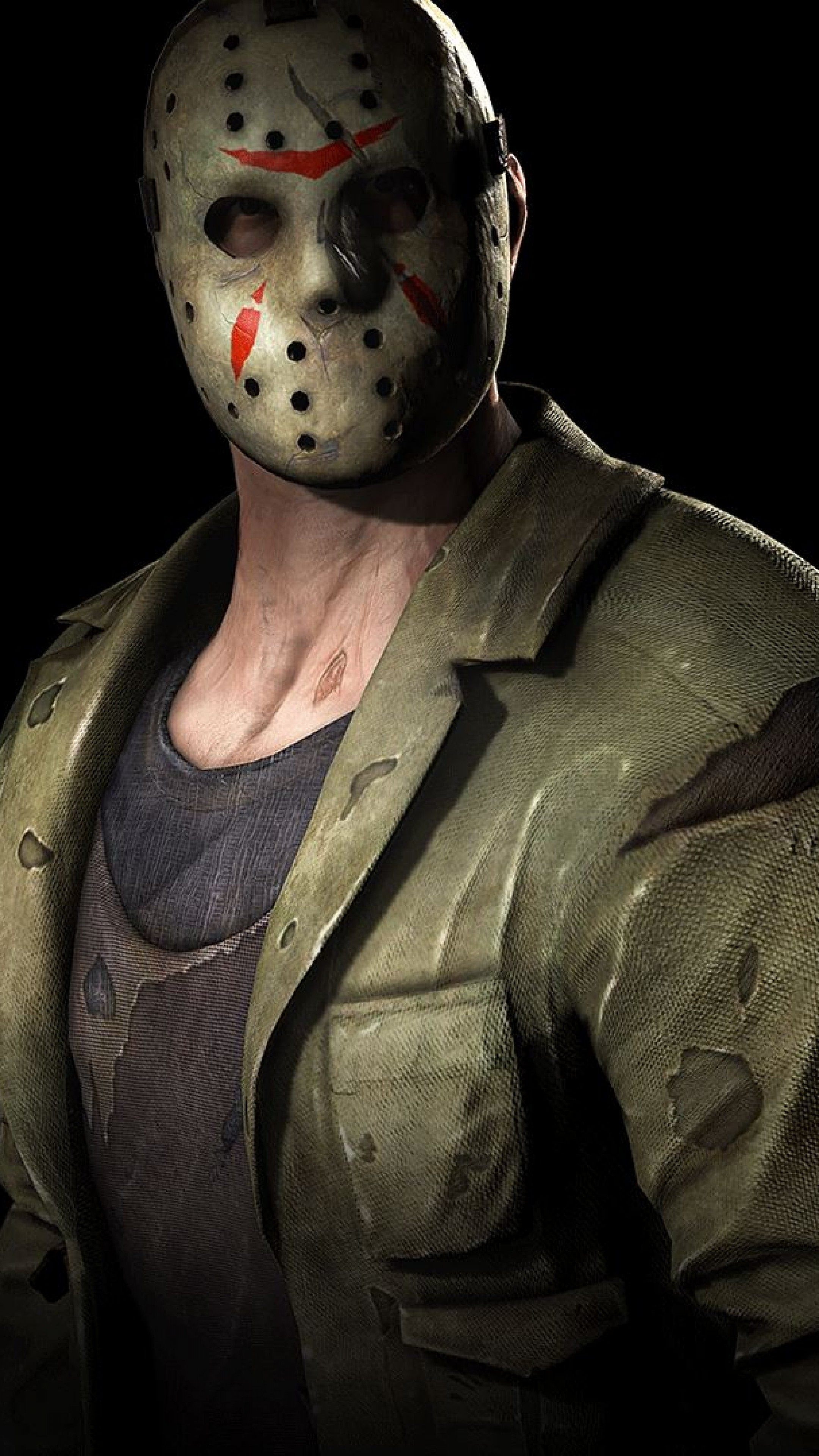 Jason Voorhees Friday The 13Th Wallpapers (72+ background ...