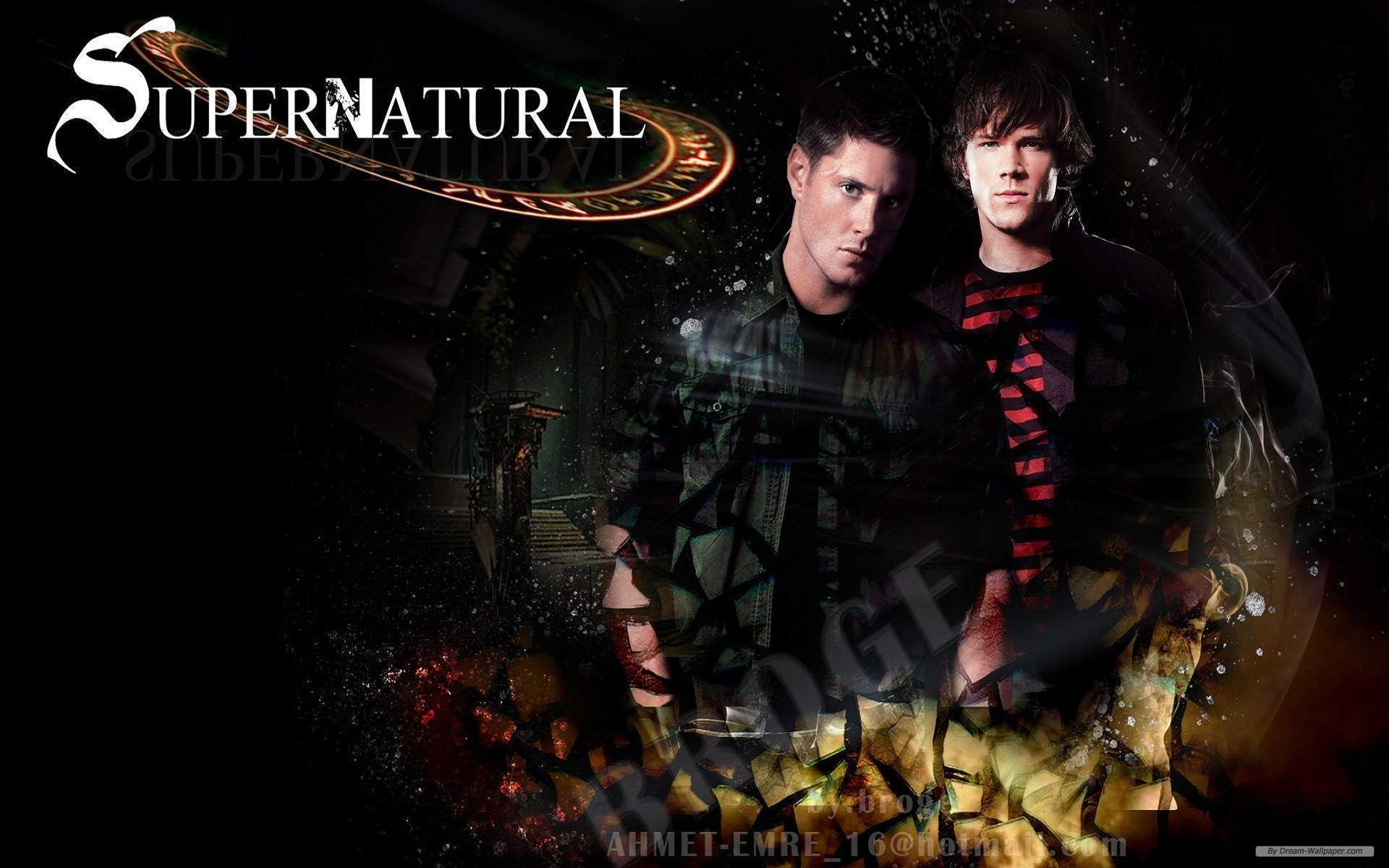 Supernatural Wallpapers (80+ background pictures)