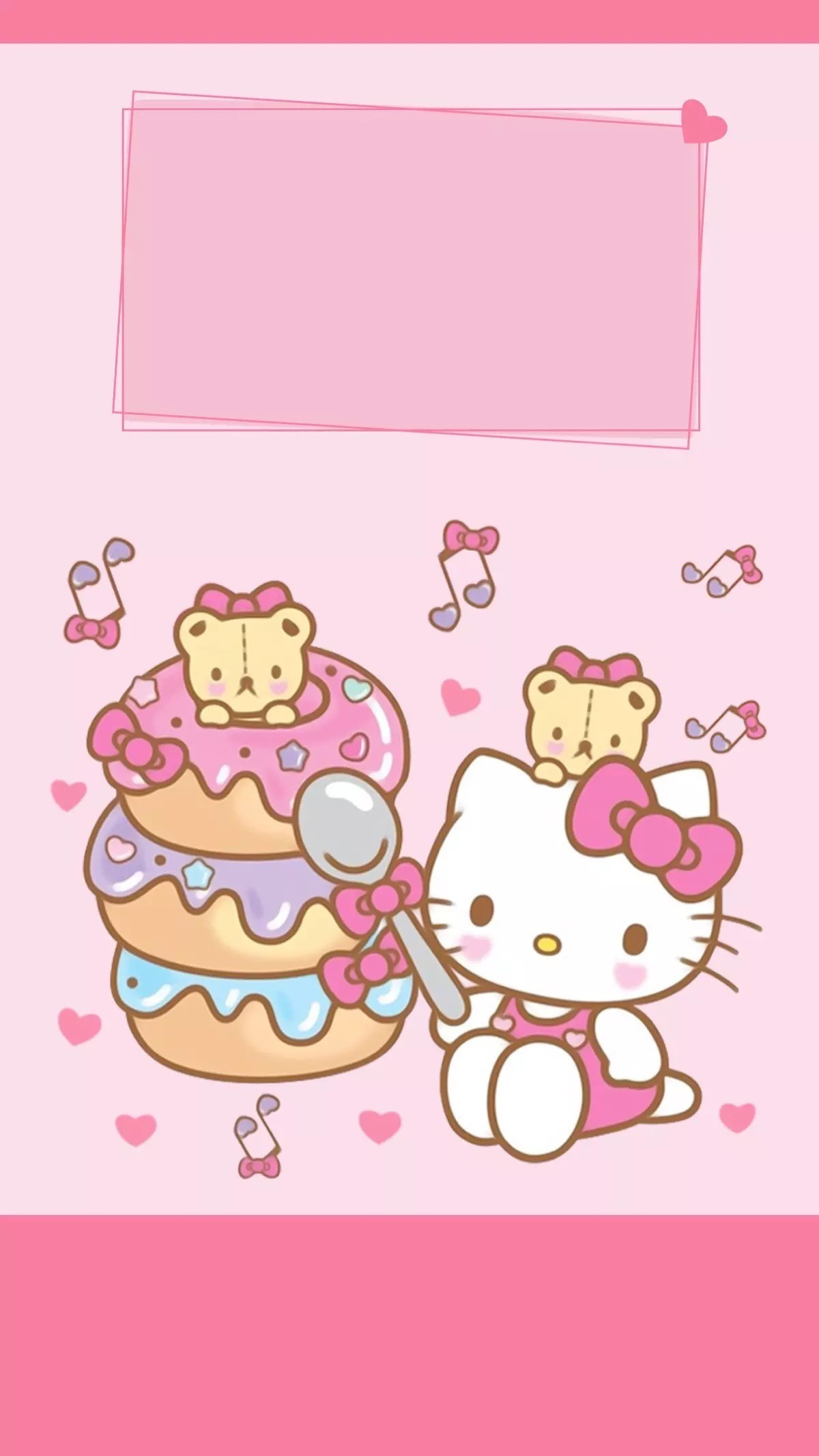 Hello Kitty Wallpapers For Computer 64 Background Pictures