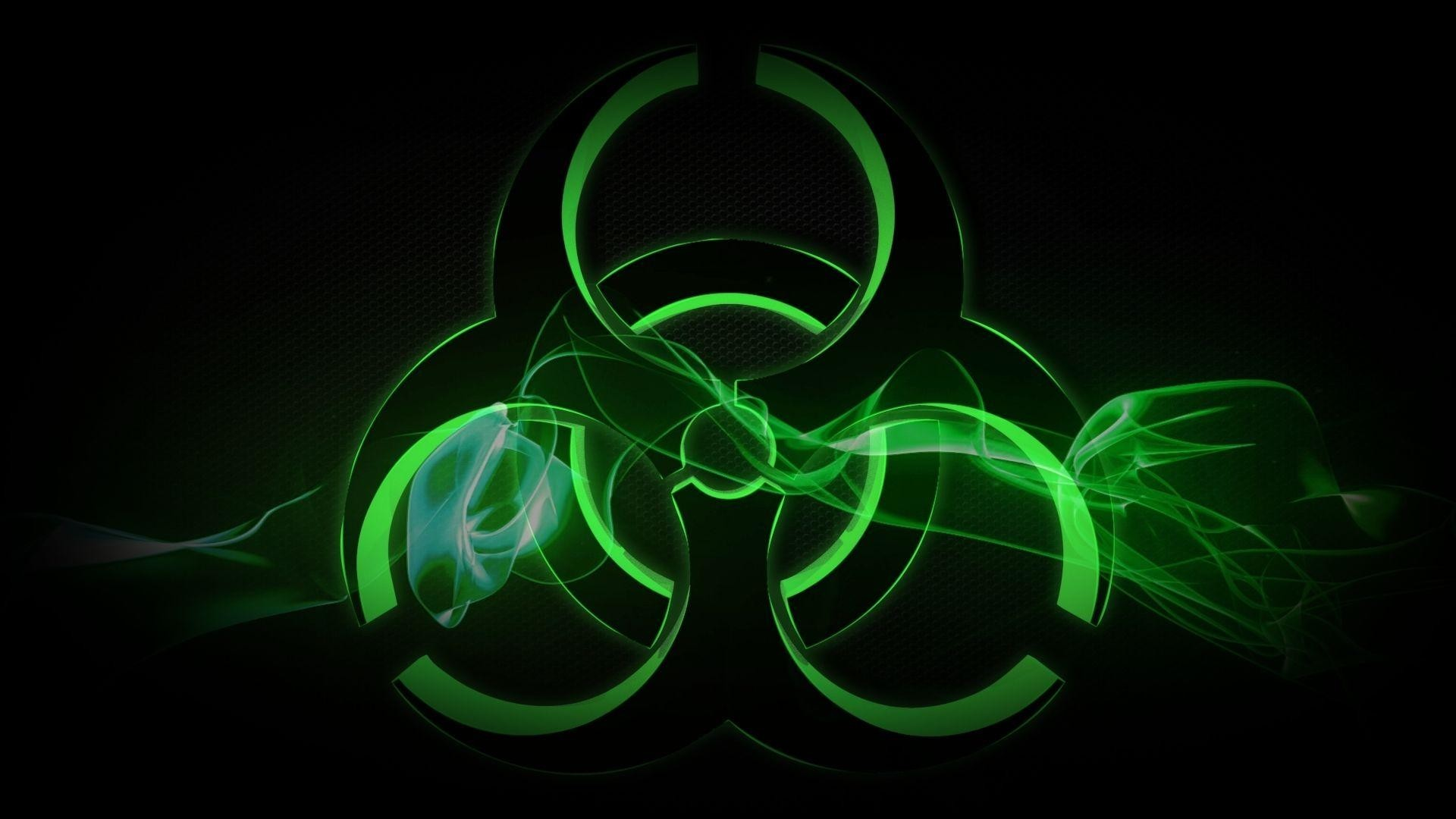 Radioactive Green Wallpapers 67 Background Pictures