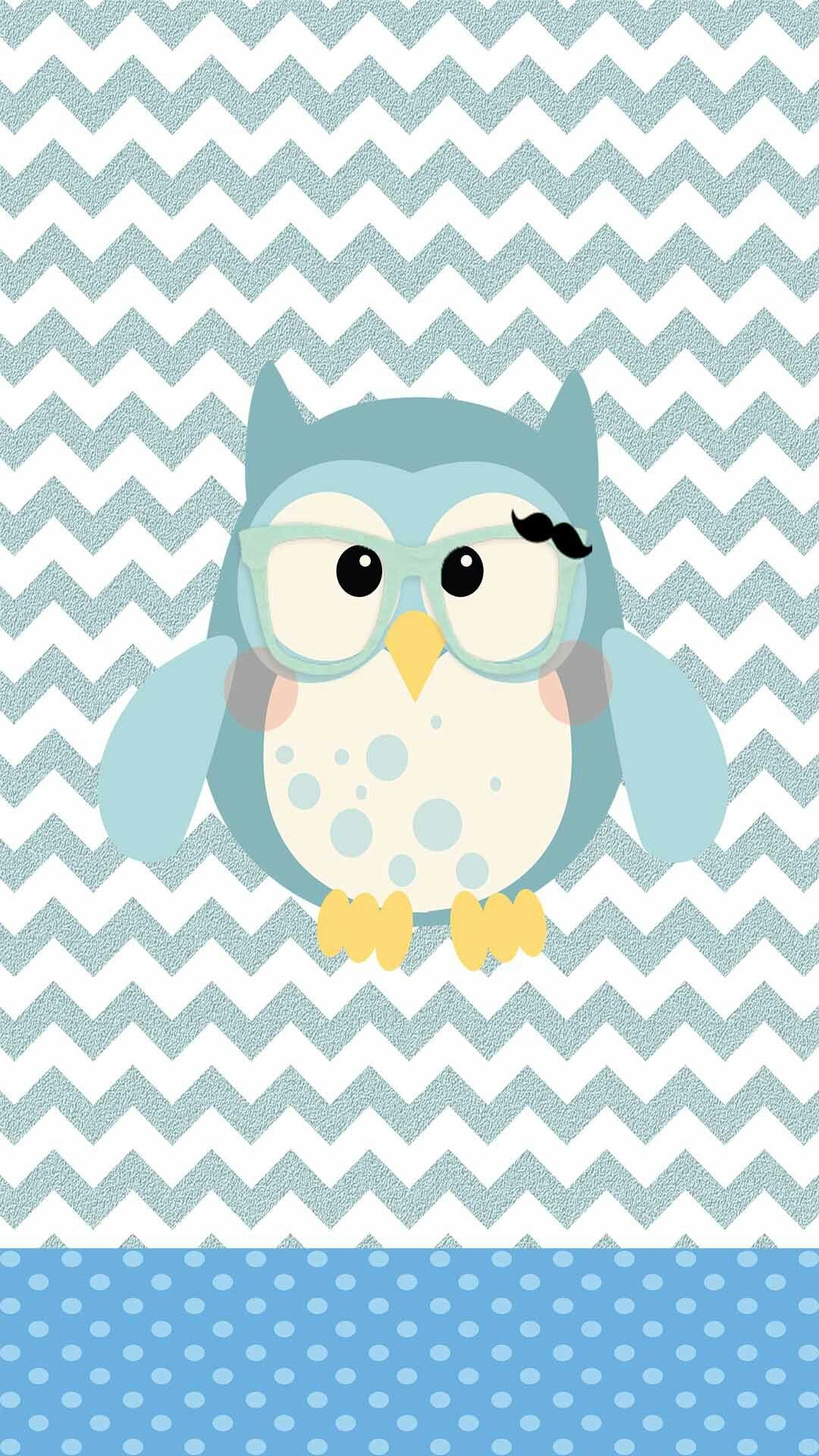 Cute Owl Wallpapers (68+ background ...