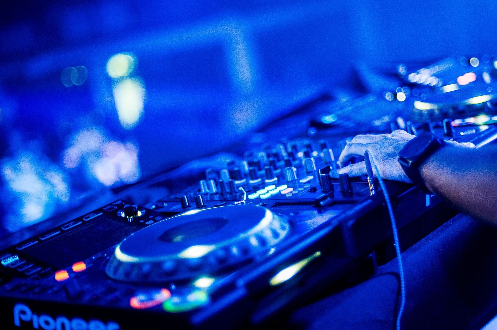 Dj Turntable Wallpapers 67 Background Pictures