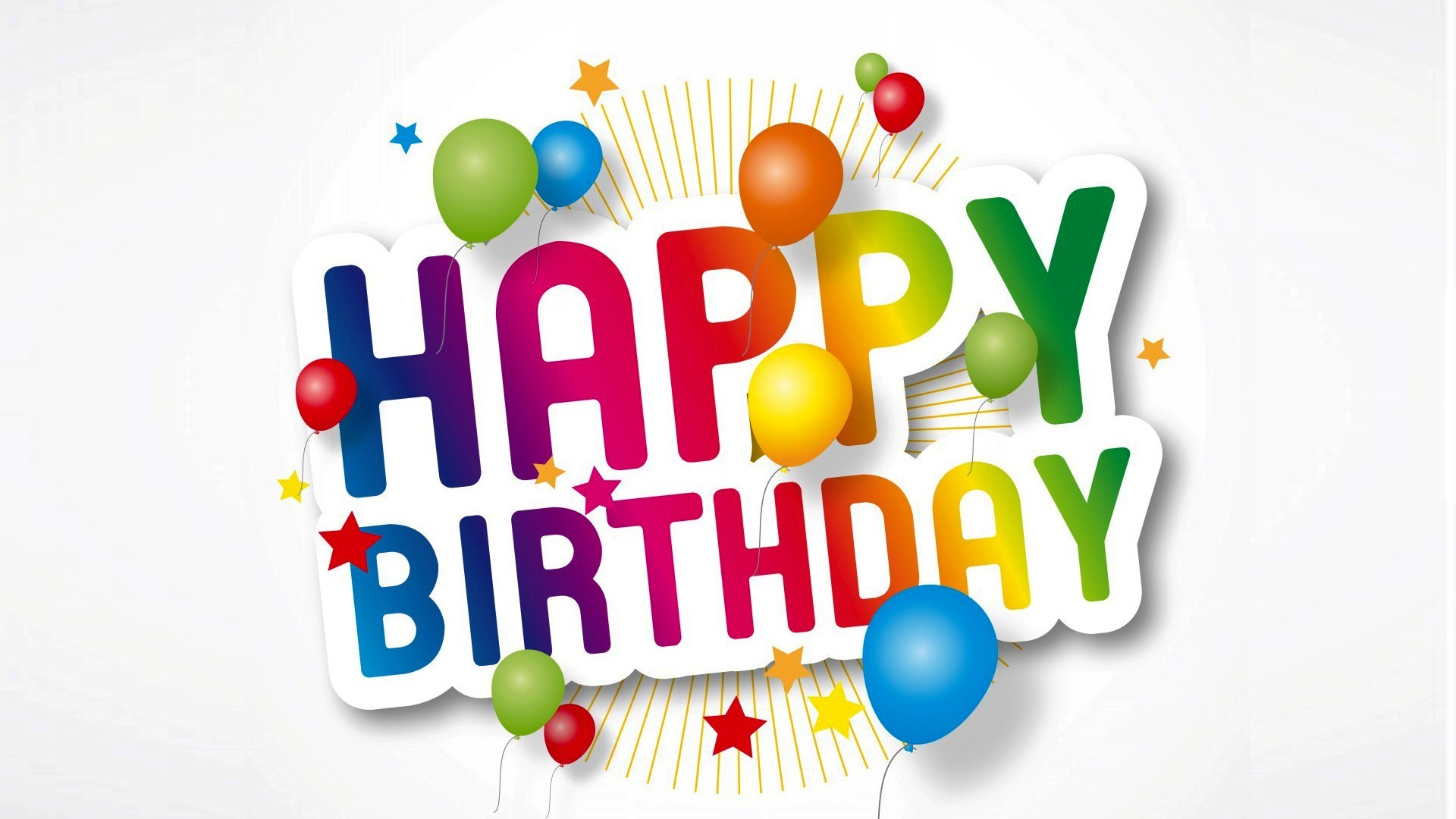 Happy birthday wallpapers 65 background pictures - Happy birthday balloon images hd ...
