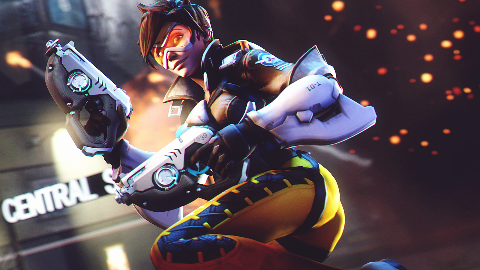 Tracer Overwatch Wallpapers 79 Background Pictures