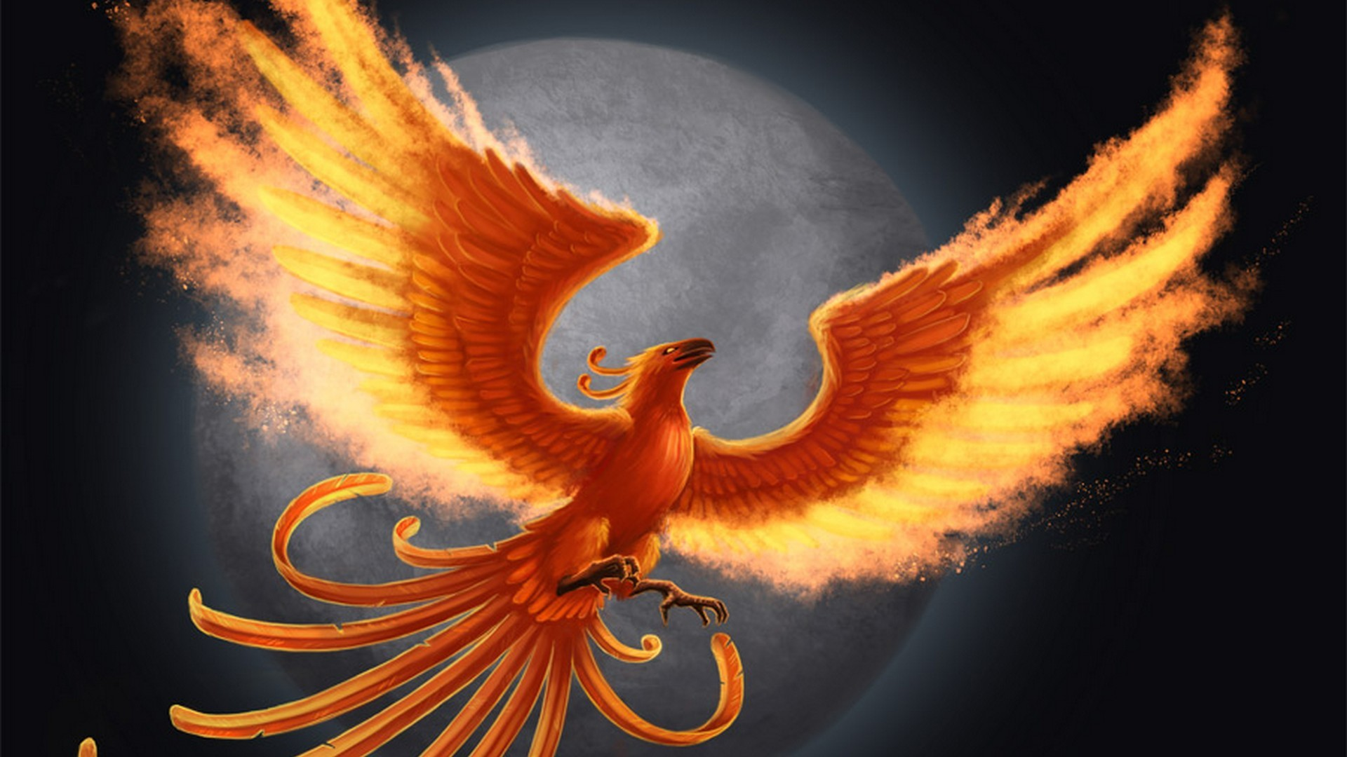 Phoenix Bird Wallpapers (82+ Background Pictures