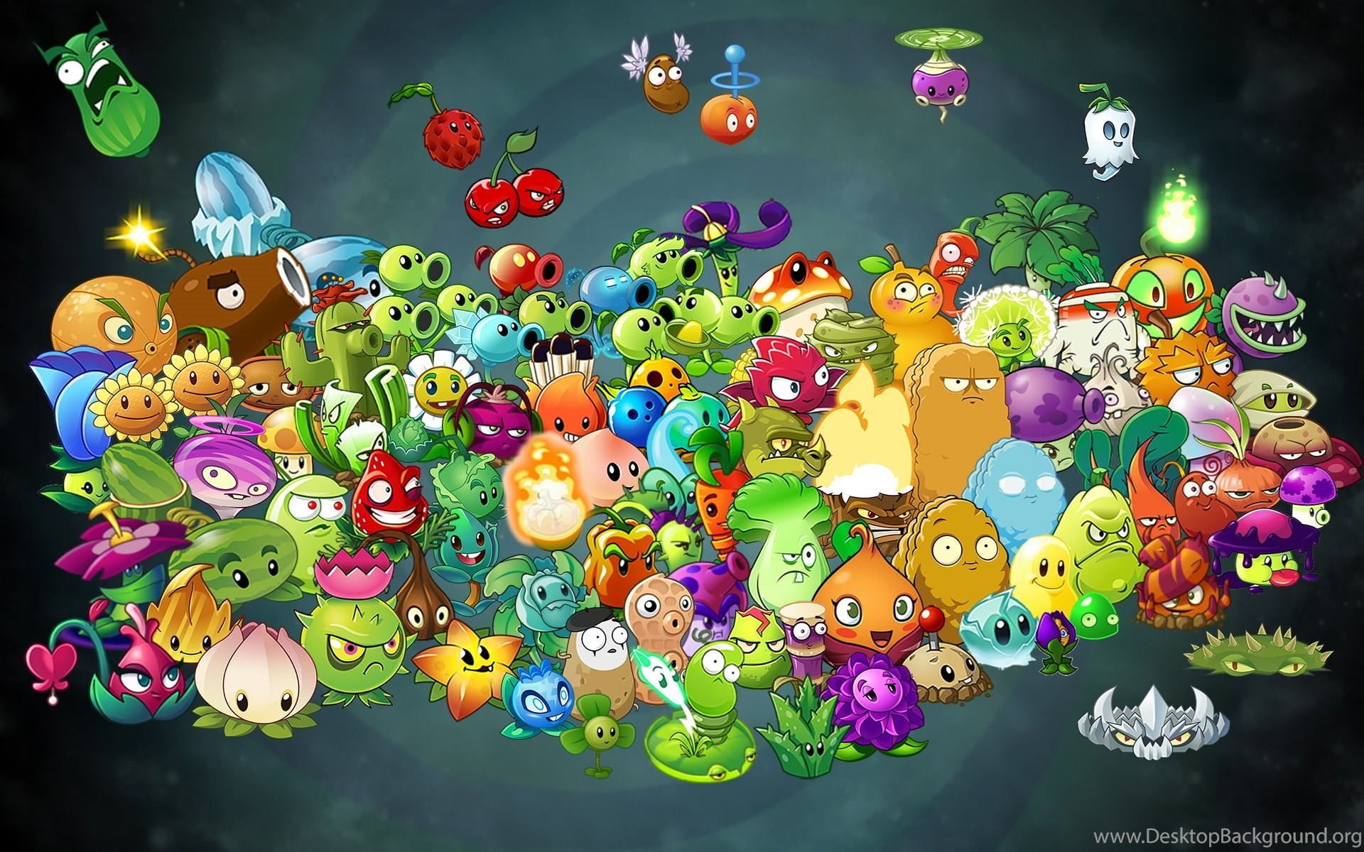Plants Vs Zombies Wallpapers (67+ background pictures)