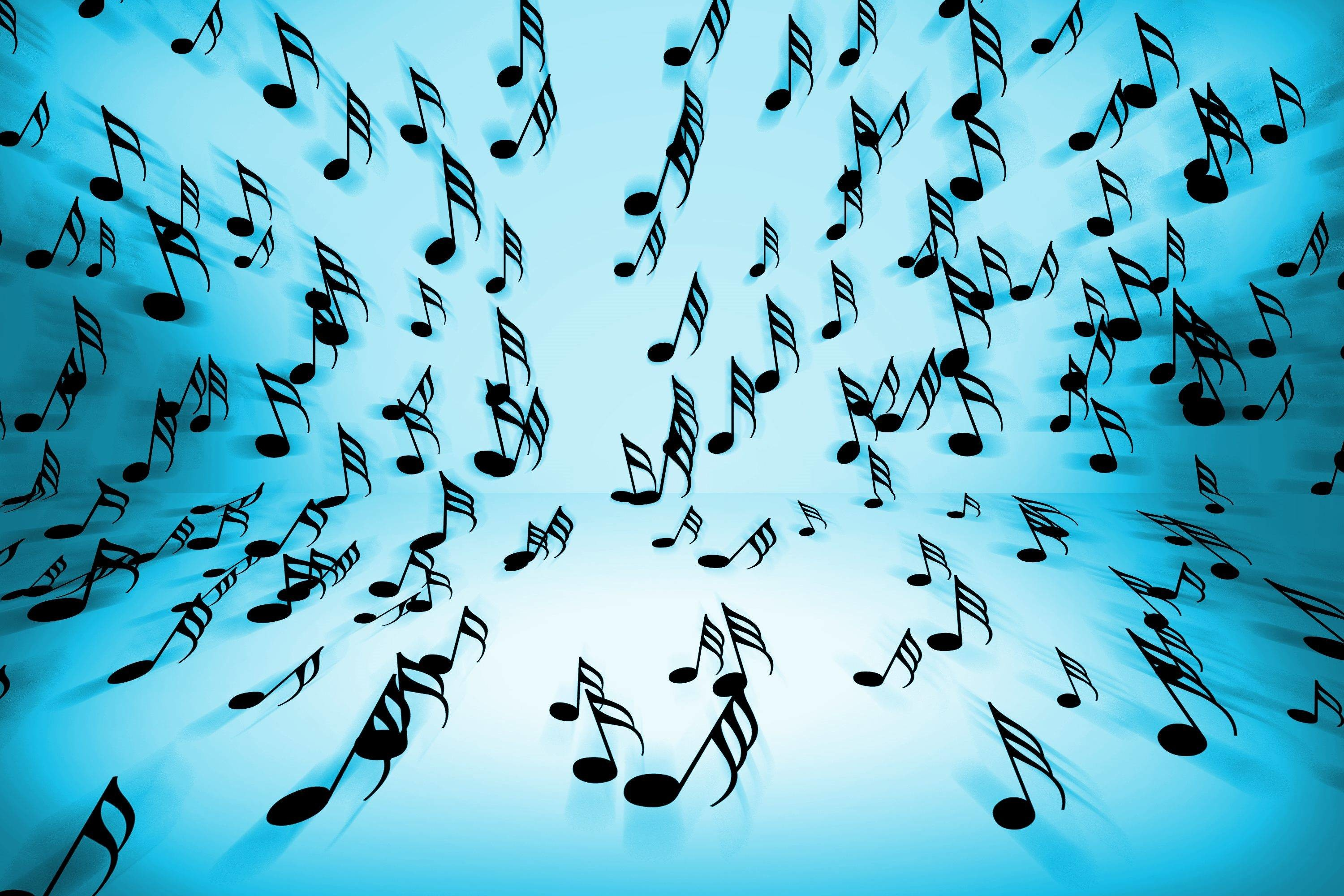 Wallpapers Music Notes 71 Background Pictures