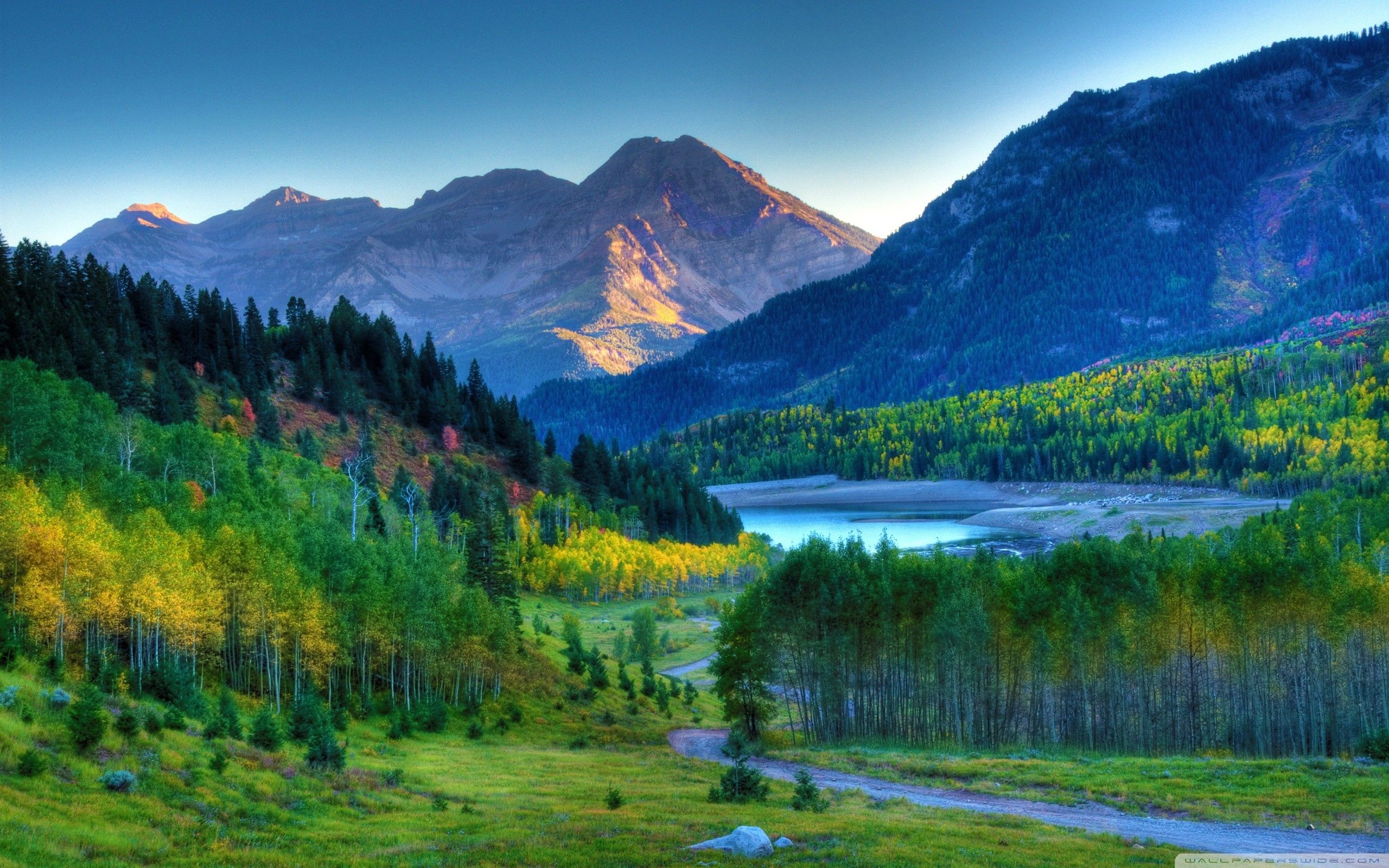 Beautiful Landscapes Wallpapers 76 Background Pictures