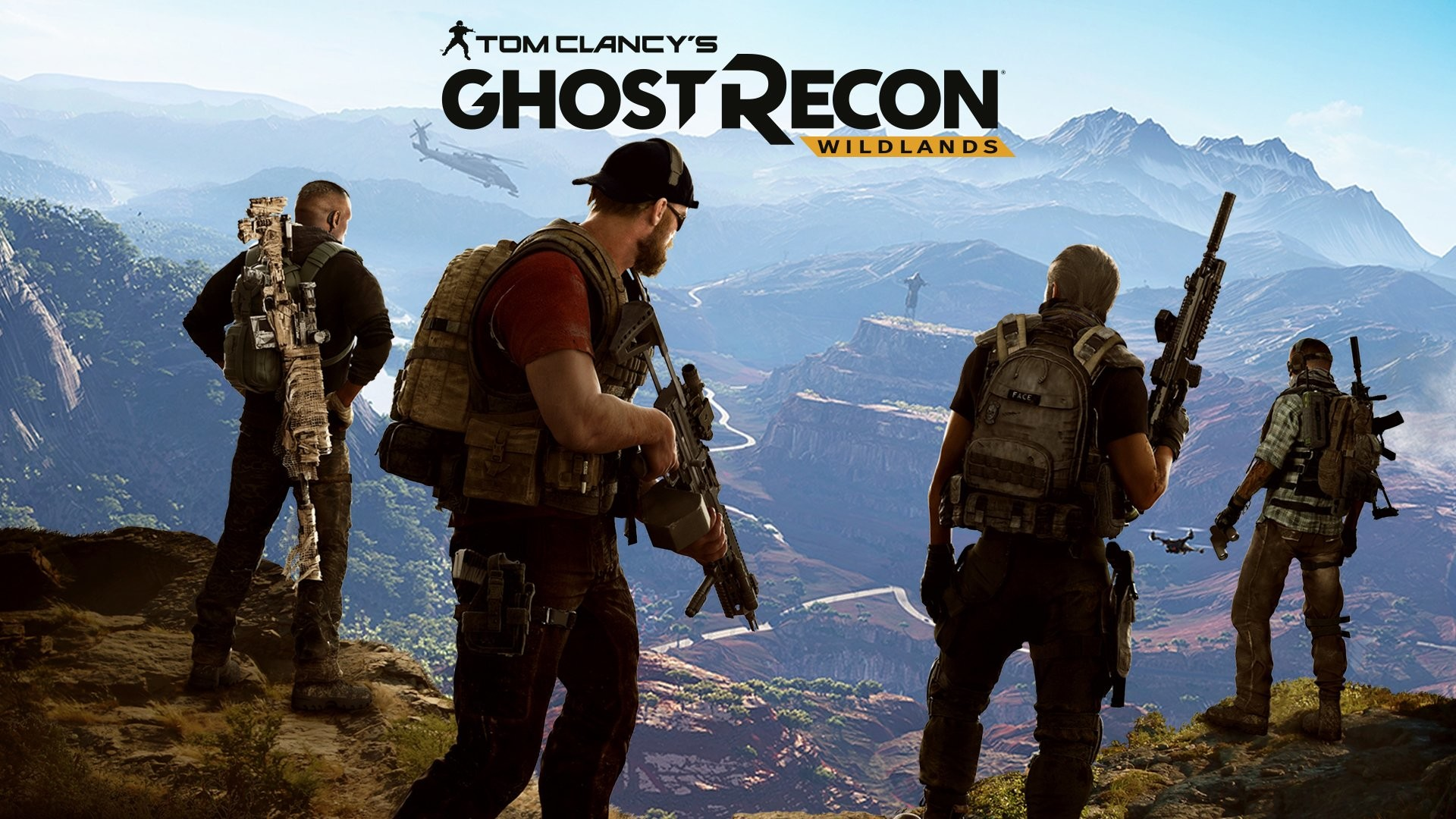 Ghost Recon Wildlands Wallpapers 66 Background Pictures