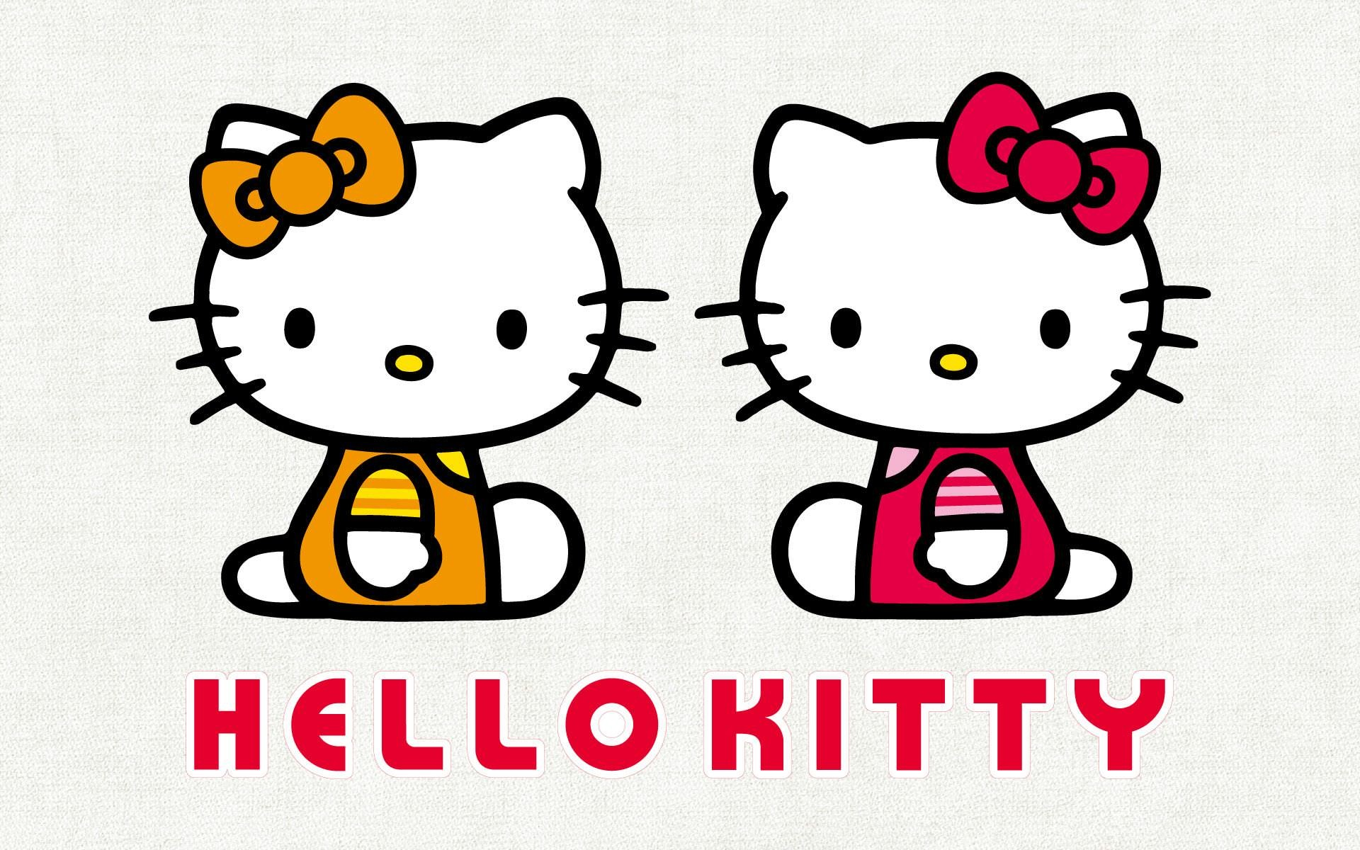 1920x1200 Kitty White And My Melody