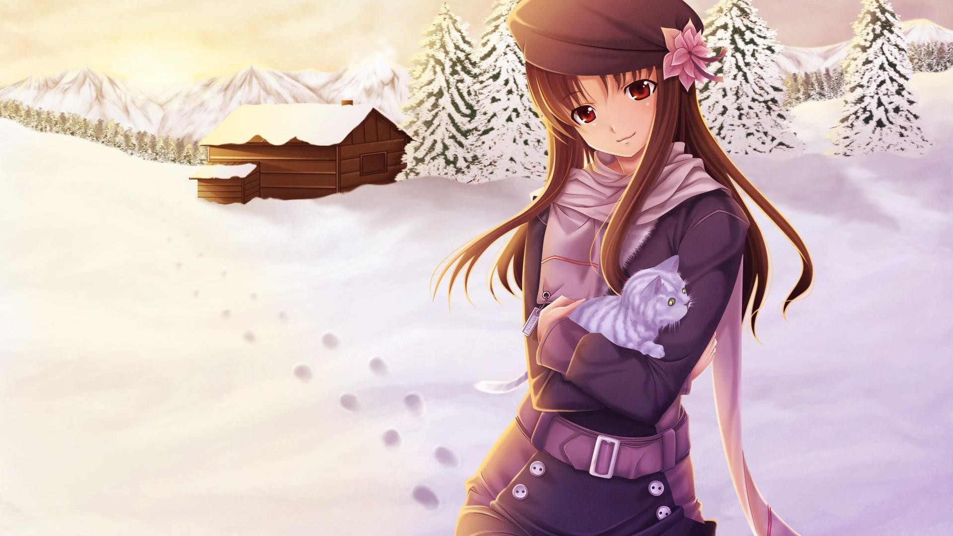 Anime Girl Wallpapers Hd 84 Background Pictures