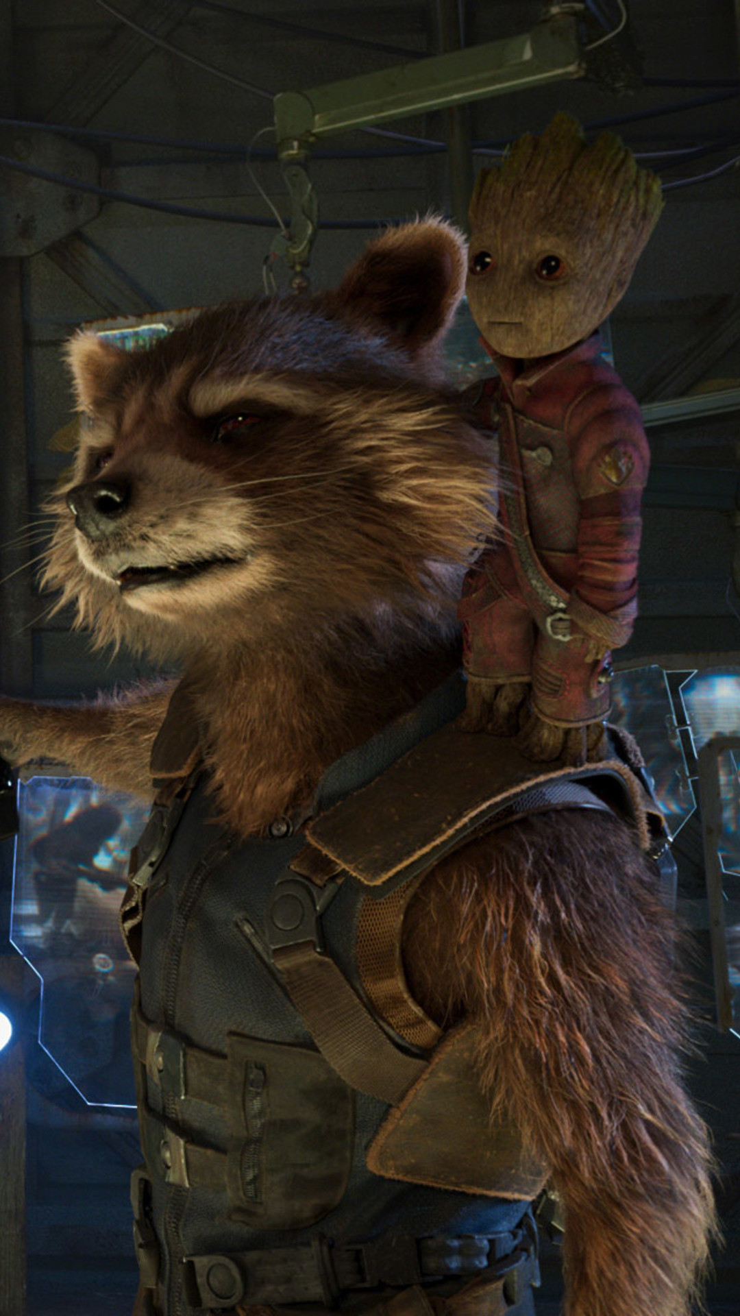 Rocket Raccoon Wallpapers 70 Background Pictures