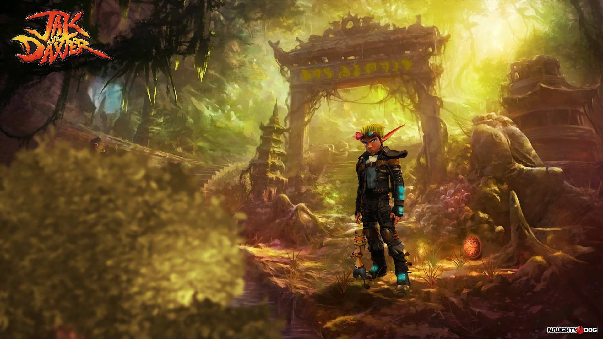 Jak And Daxter Wallpapers 73 Background Pictures