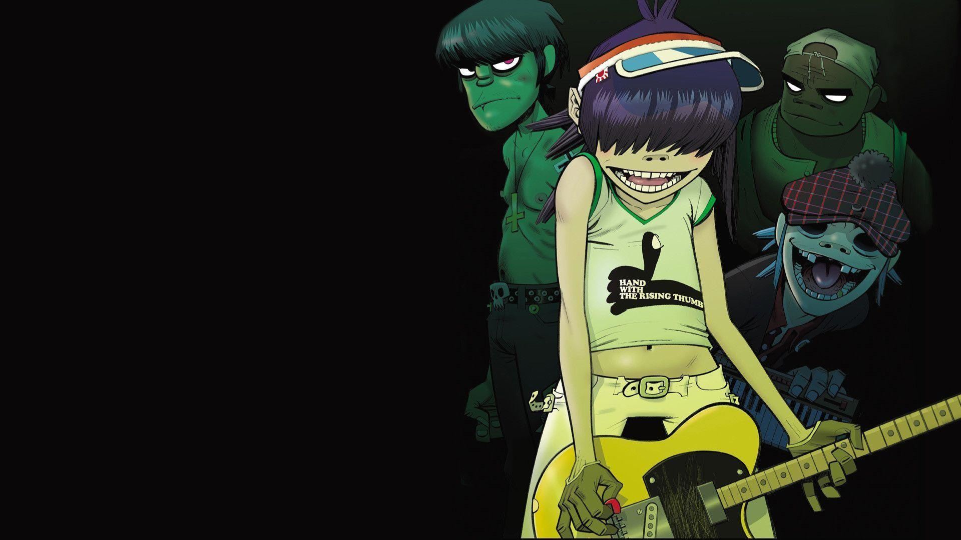 Gorillaz Wallpapers Hd 69 Background Pictures