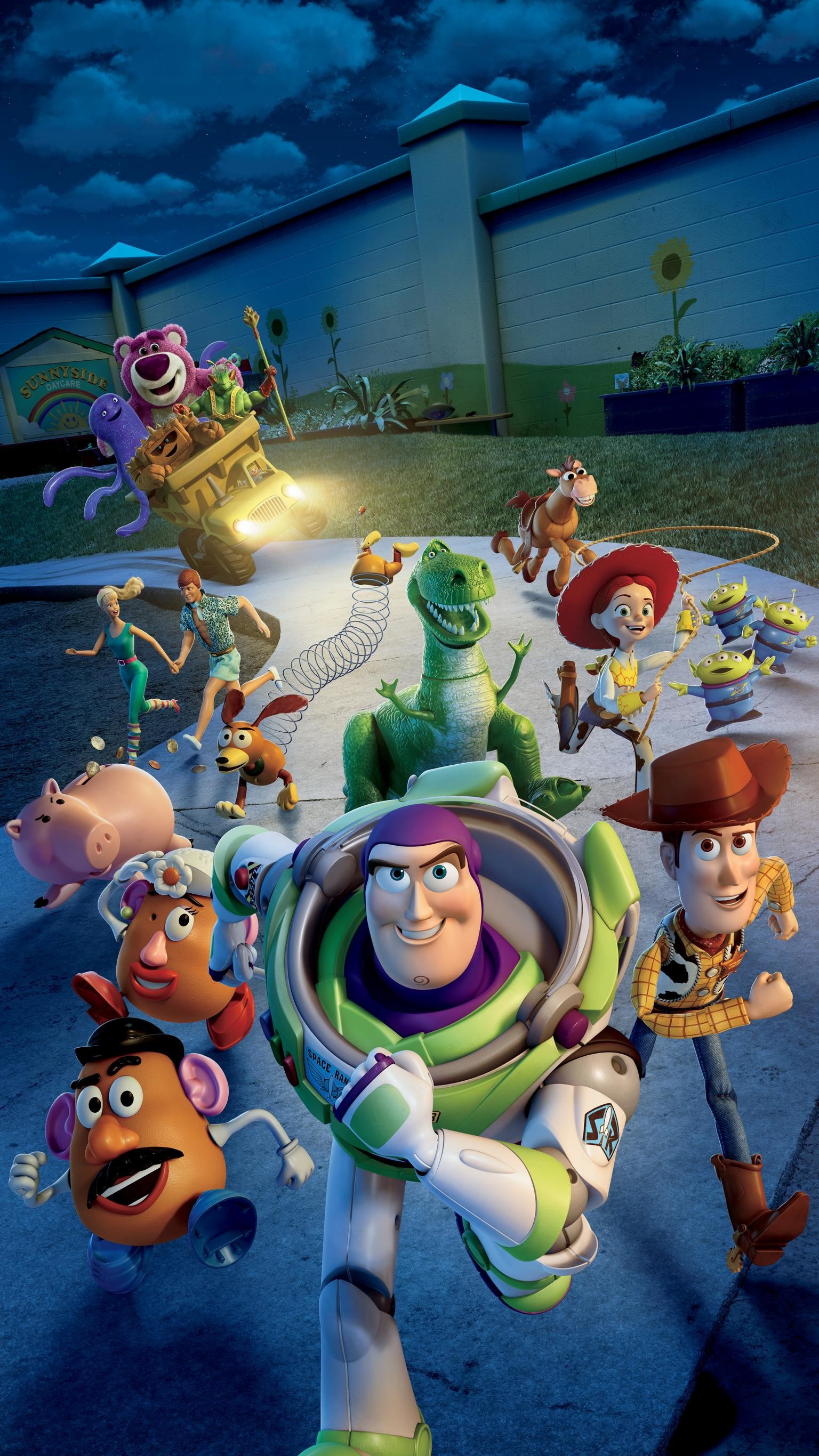 toy story wallpapers (60+ background pictures)