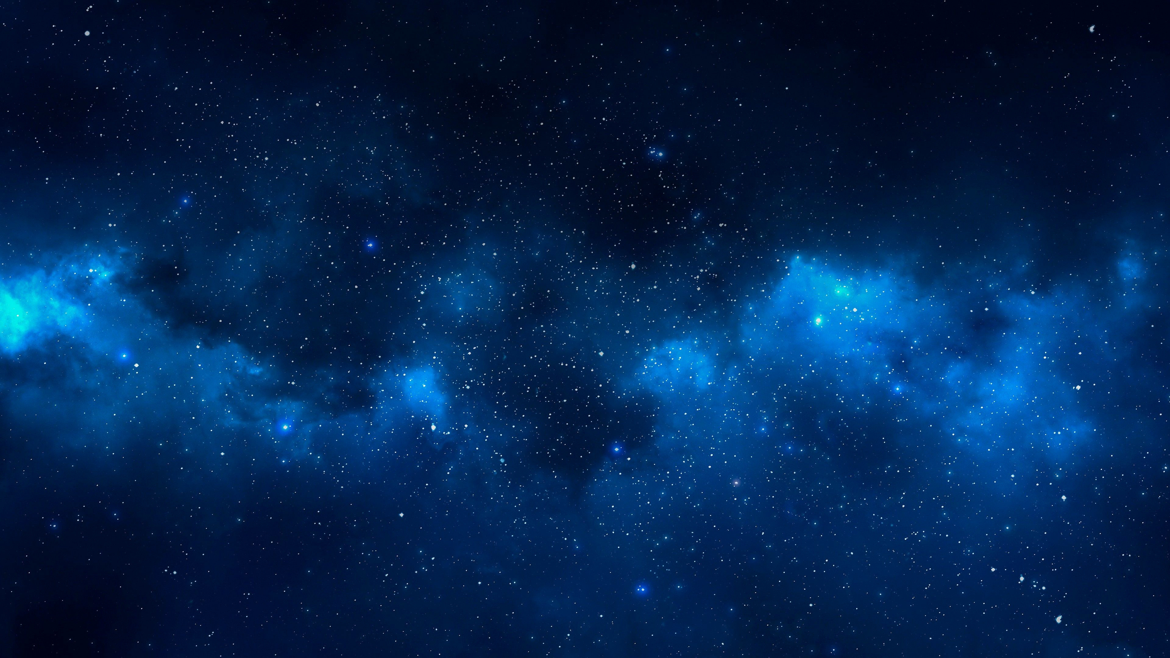 Blue Space Wallpapers 78 Background Pictures