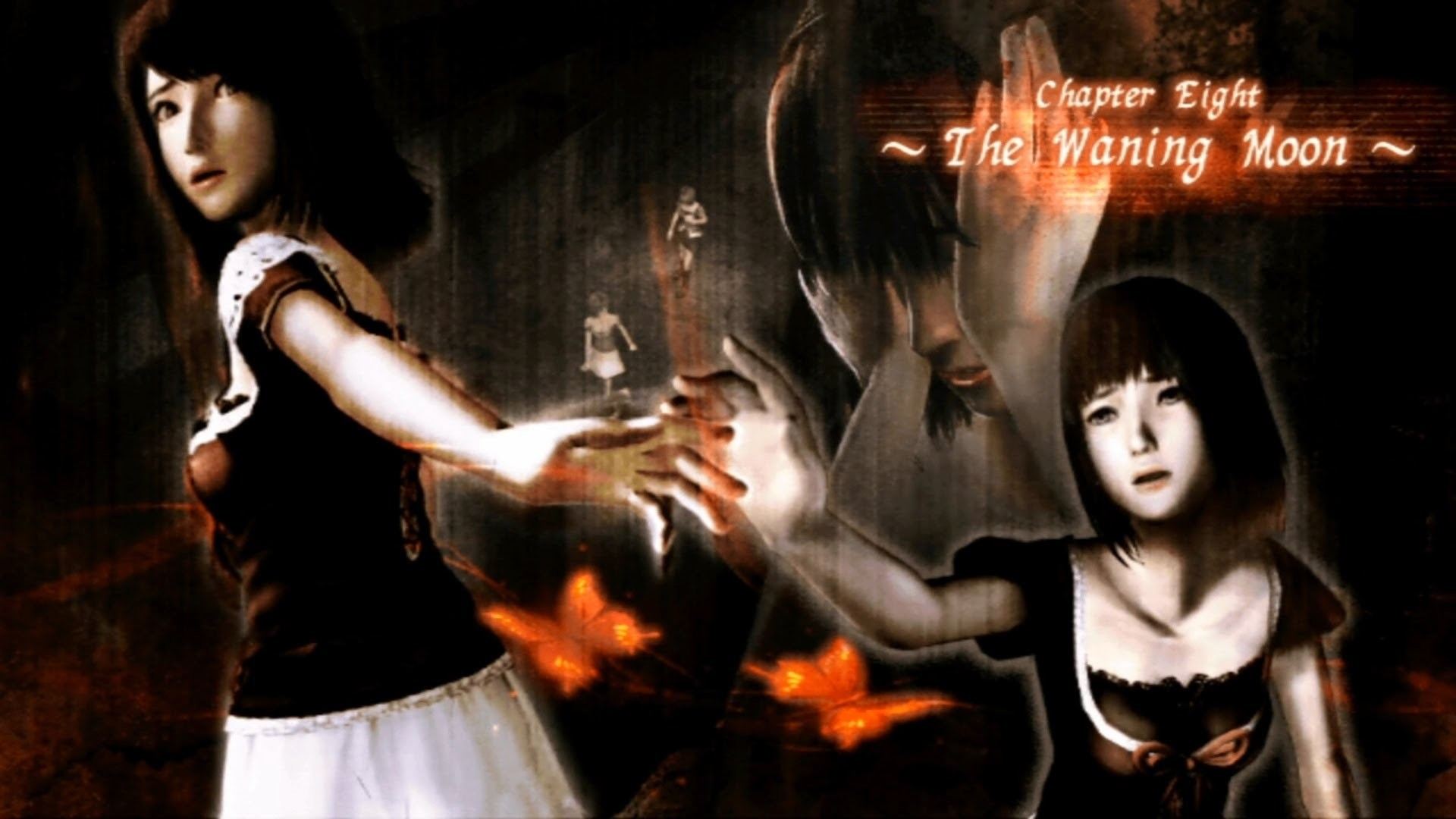 Fatal Frame 2 Crimson Butterfly Wallpapers (70+ background pictures)