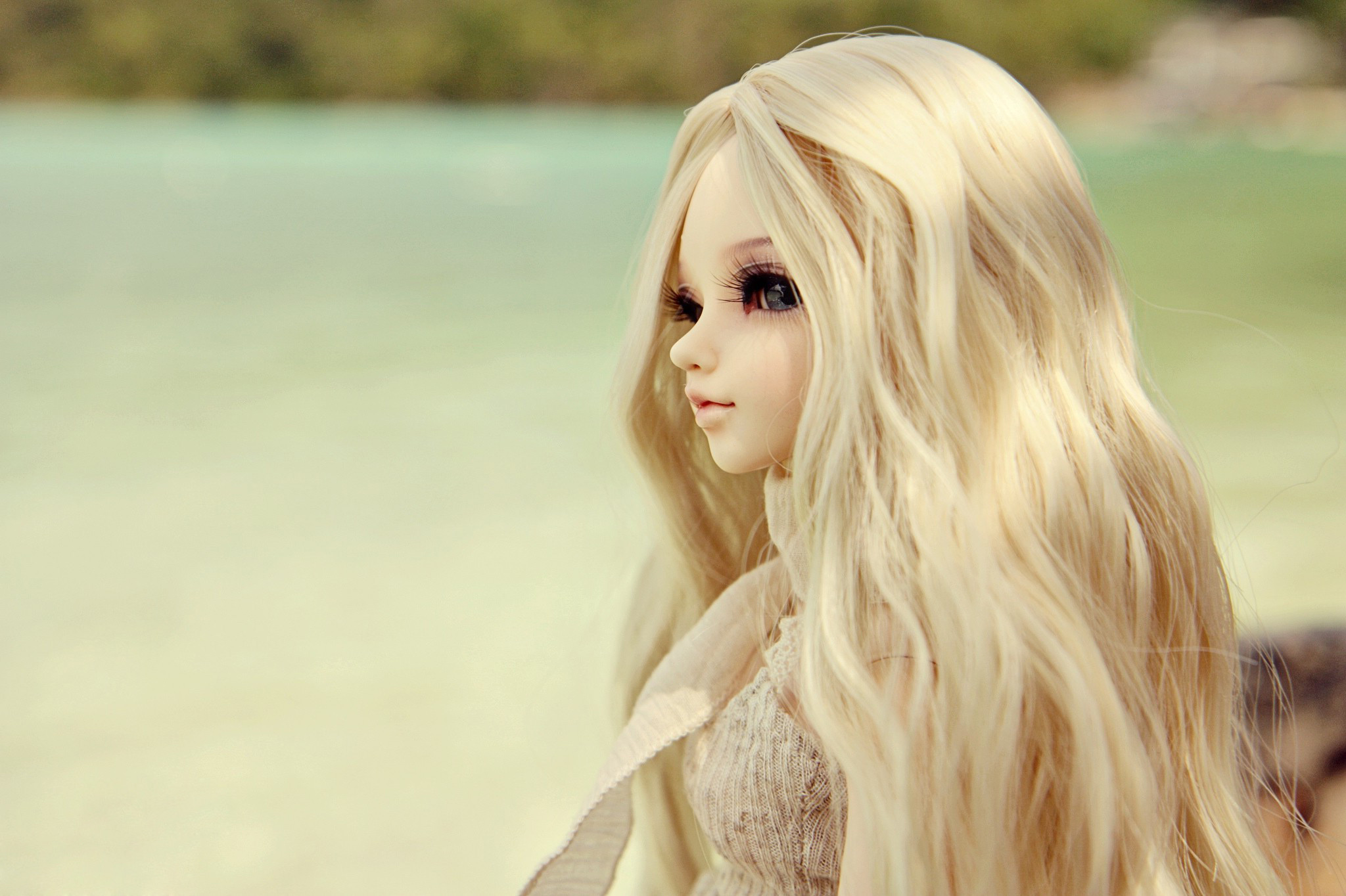 Cute Doll Wallpapers 72 Background Pictures