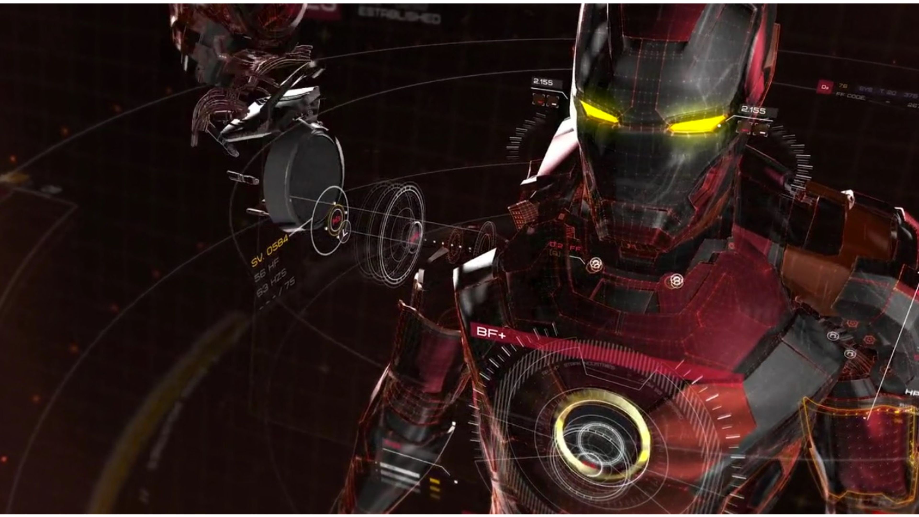 Iron Man Jarvis Wallpapers (80+ background pictures)