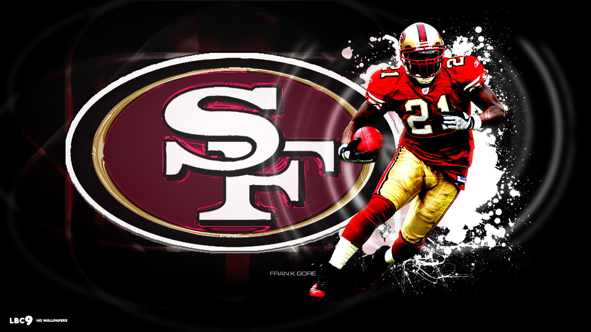1920x1080 Cool 49ers Wallpaper 2018 San Francisco 49ers Wallpapers Pc iPhone android