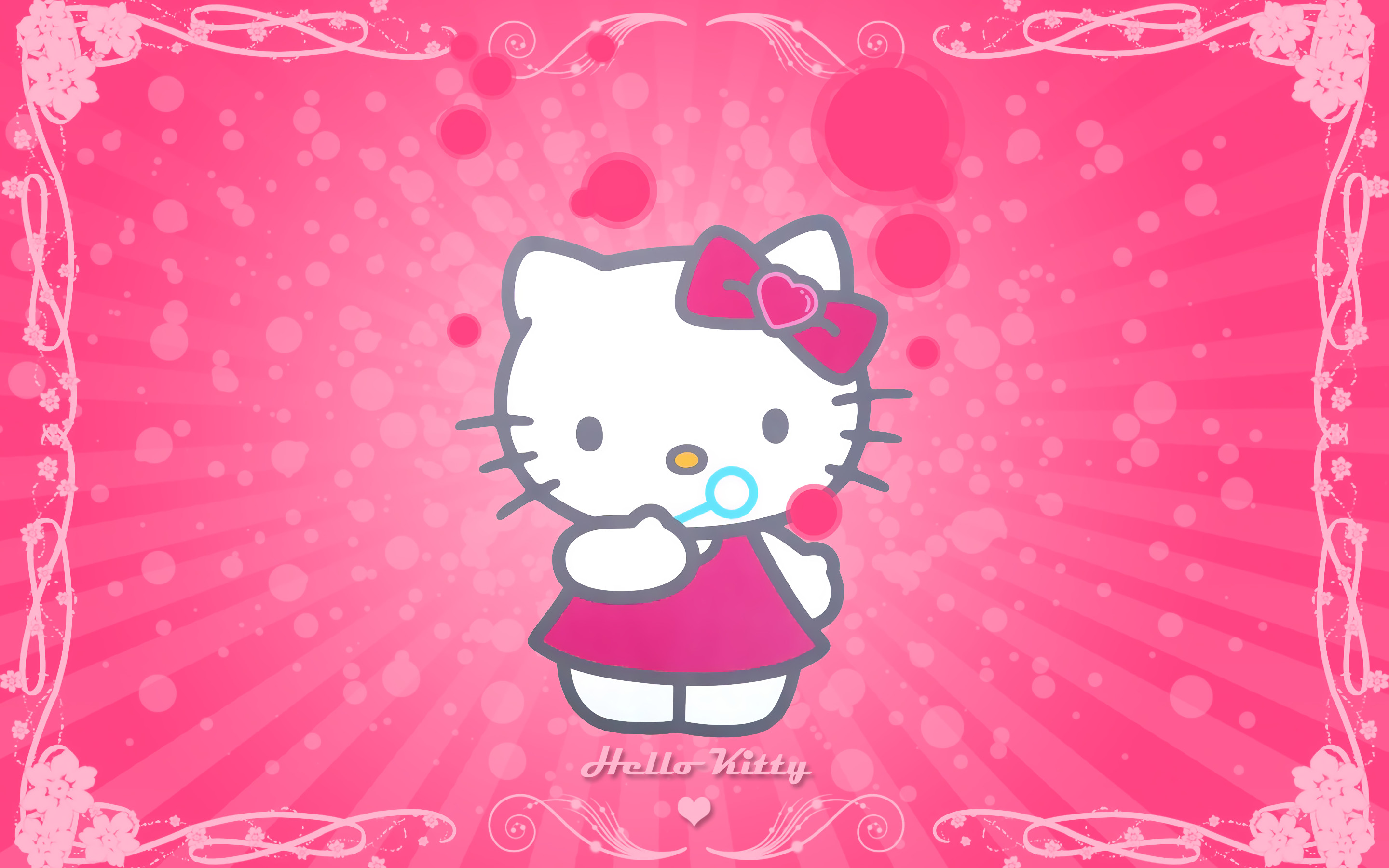 Hello Kitty Hd Wallpapers 74 Background Pictures