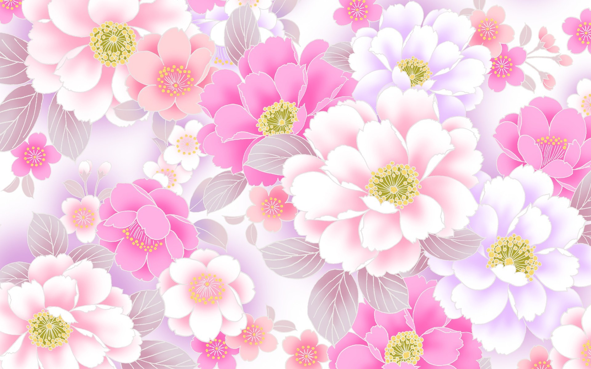 Floral Desktop Wallpapers 64 Background Pictures