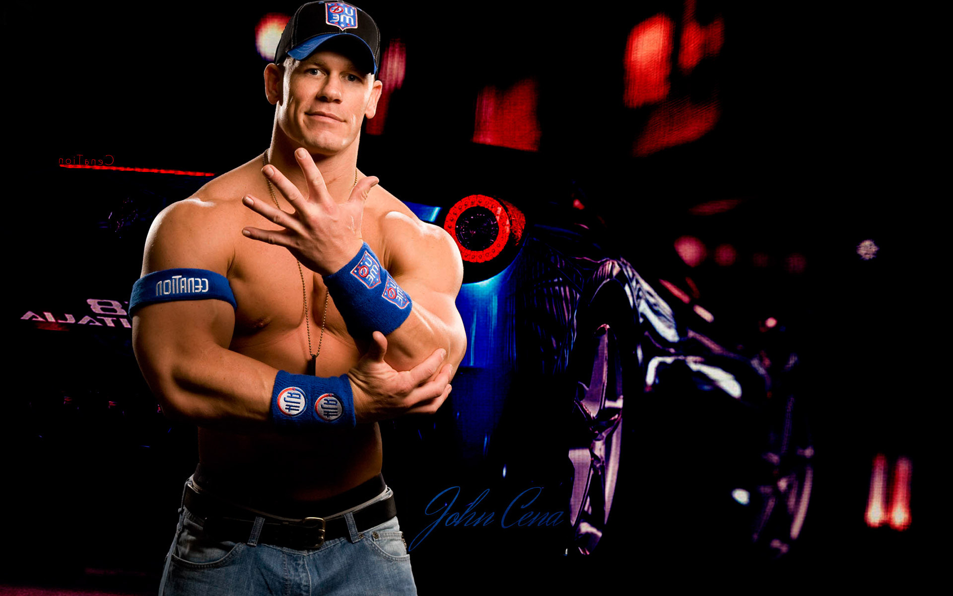 John Cena Full Hd Wallpapers 62 Background Pictures
