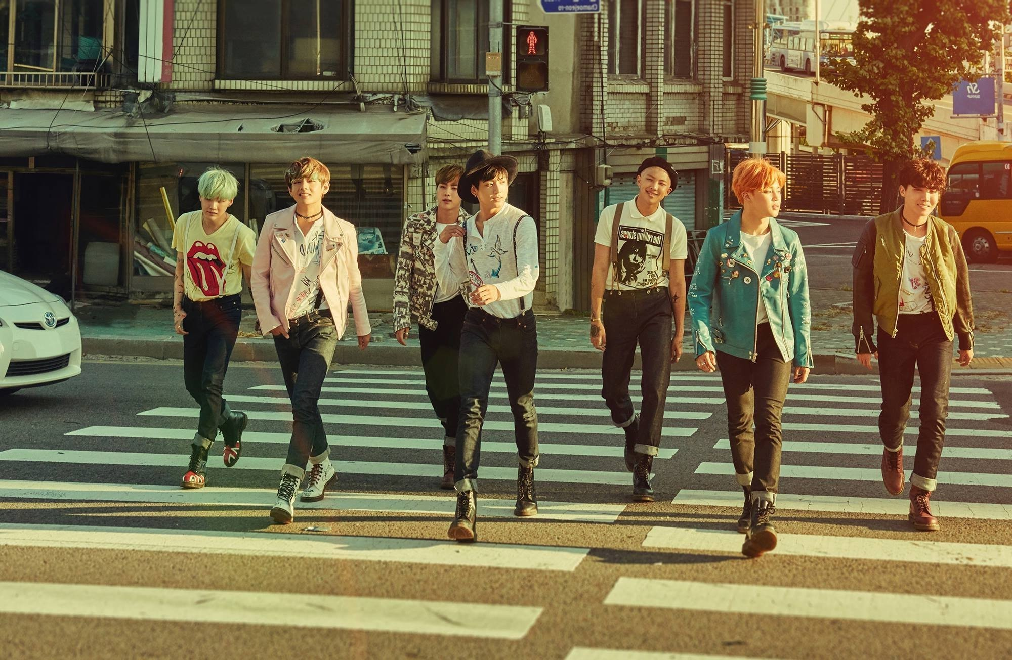 Bts Desktop Wallpapers 81 Background Pictures