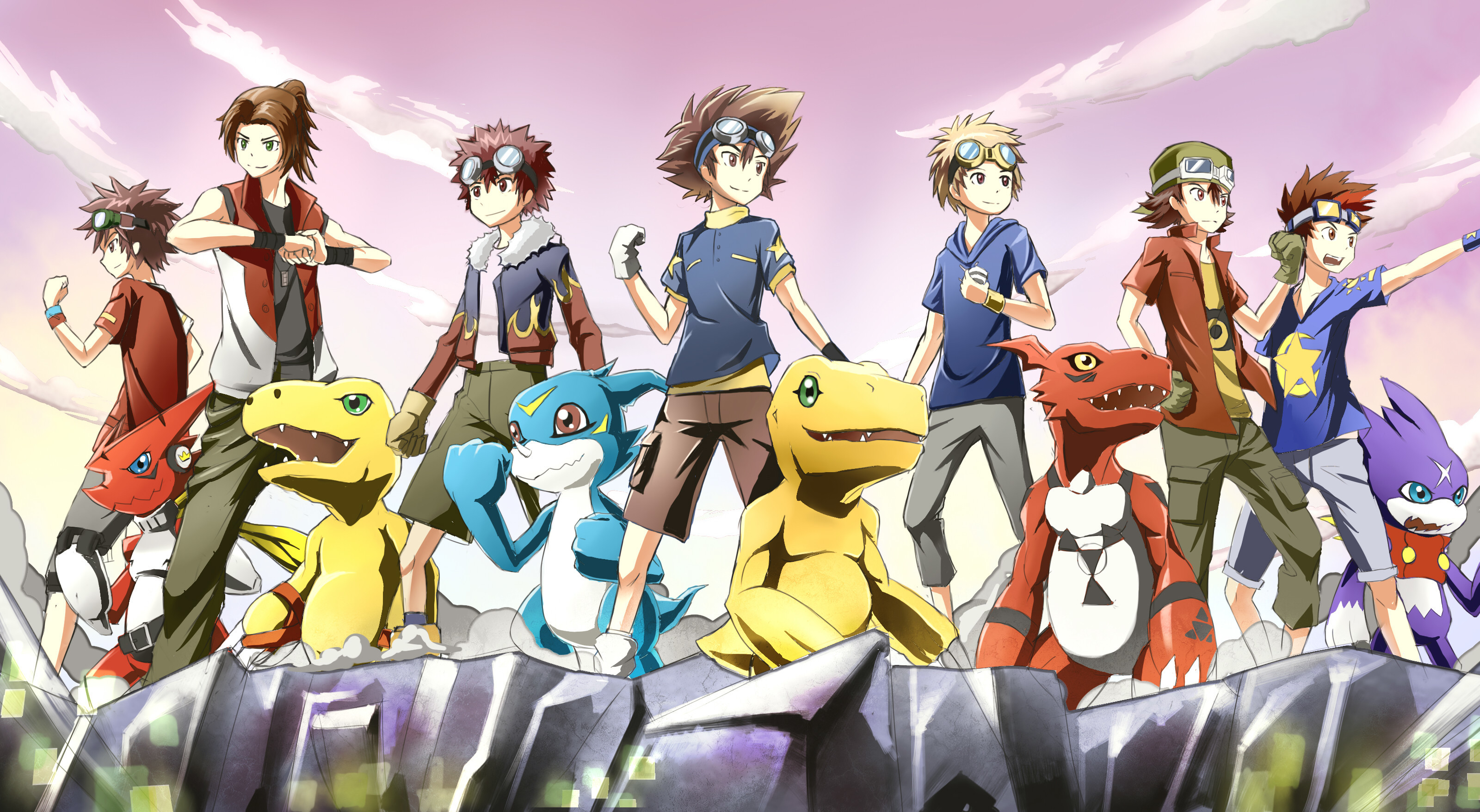 Wallpapers Digimon Data Squad 56 Background Pictures