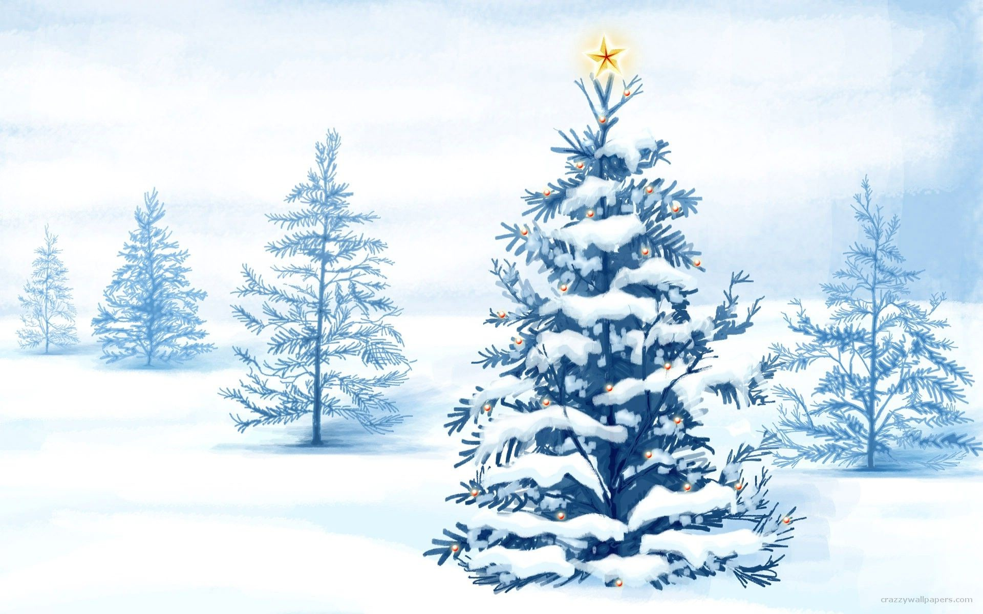 Beautiful Christmas Wallpapers 66 Background Pictures