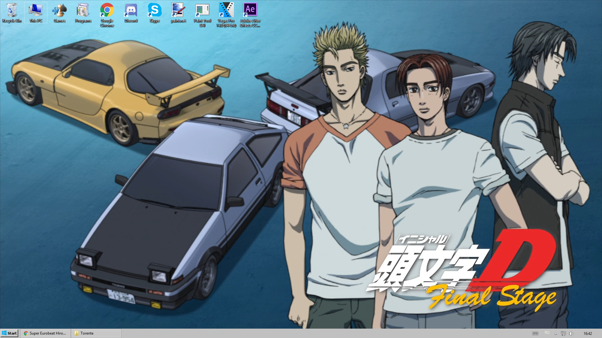 Wallpapers Initial D (68+ background pictures)