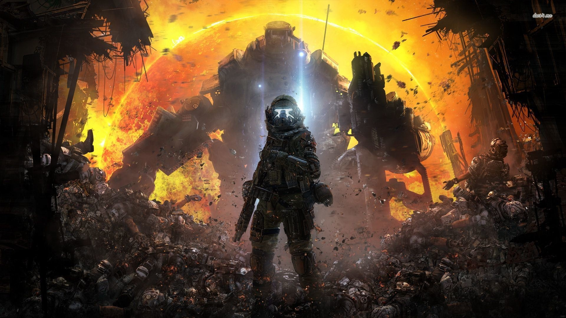 3840x2160 Titanfall Wallpapers High Resolution Is Cool Wallpapers