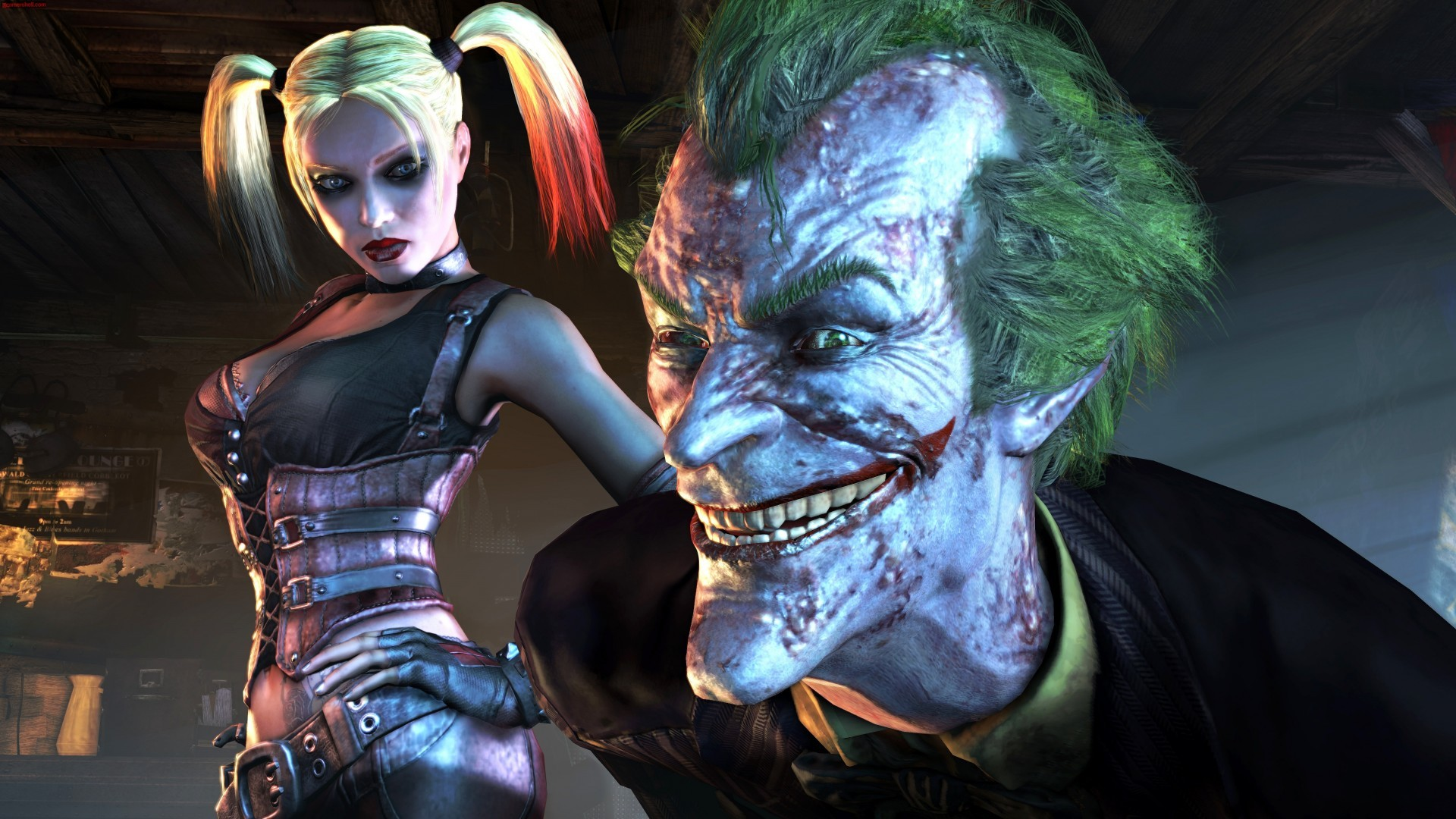 Harley Quinn And Joker Wallpapers 65 Background Pictures