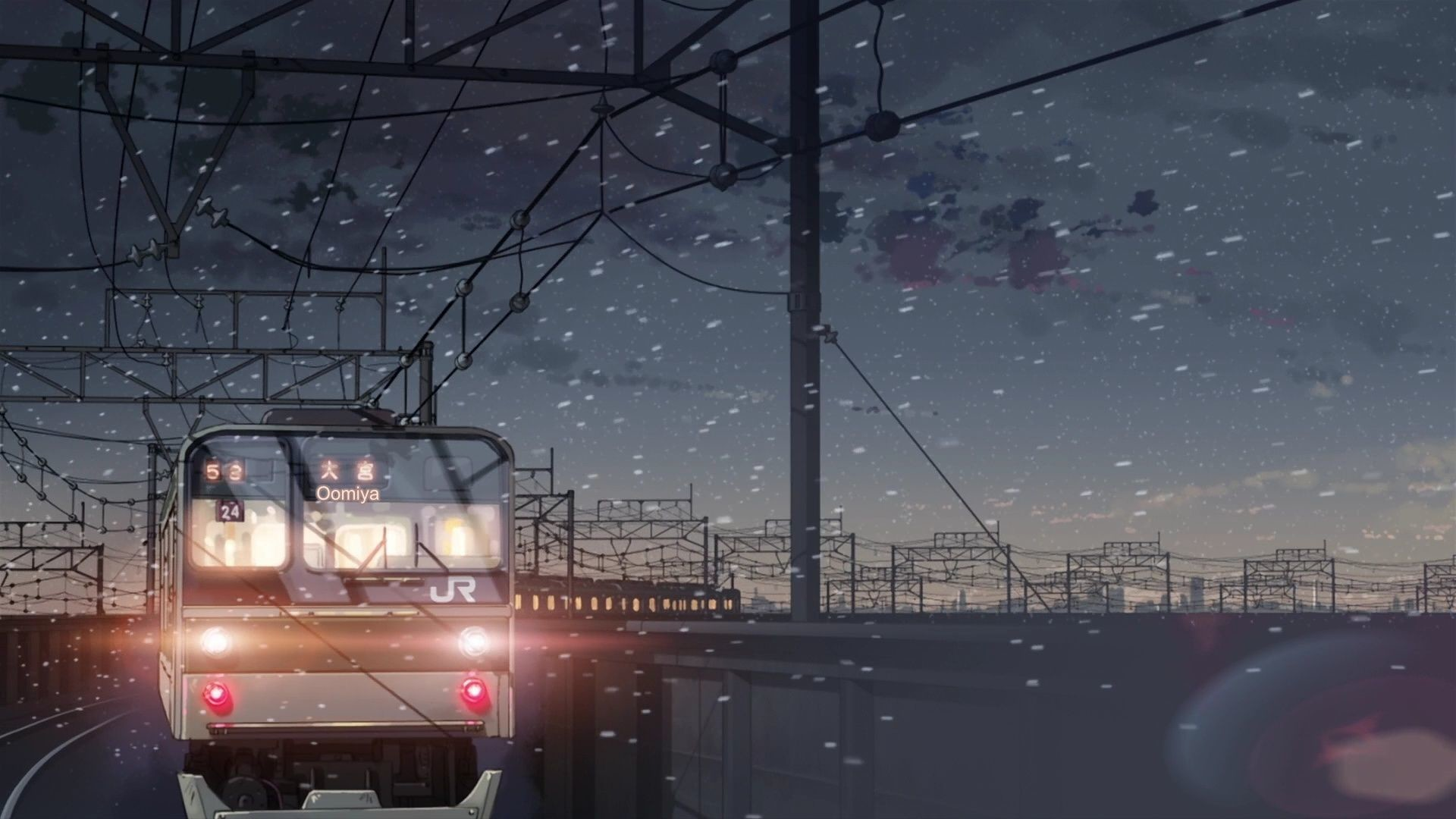 winter anime wallpapers 70 background pictures