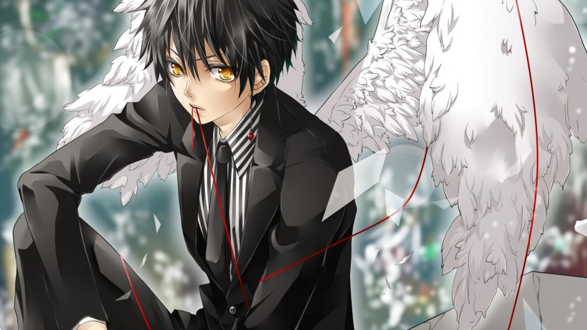Sad anime boy wallpapers 67 background pictures - Wallpaper hd anime boy ...